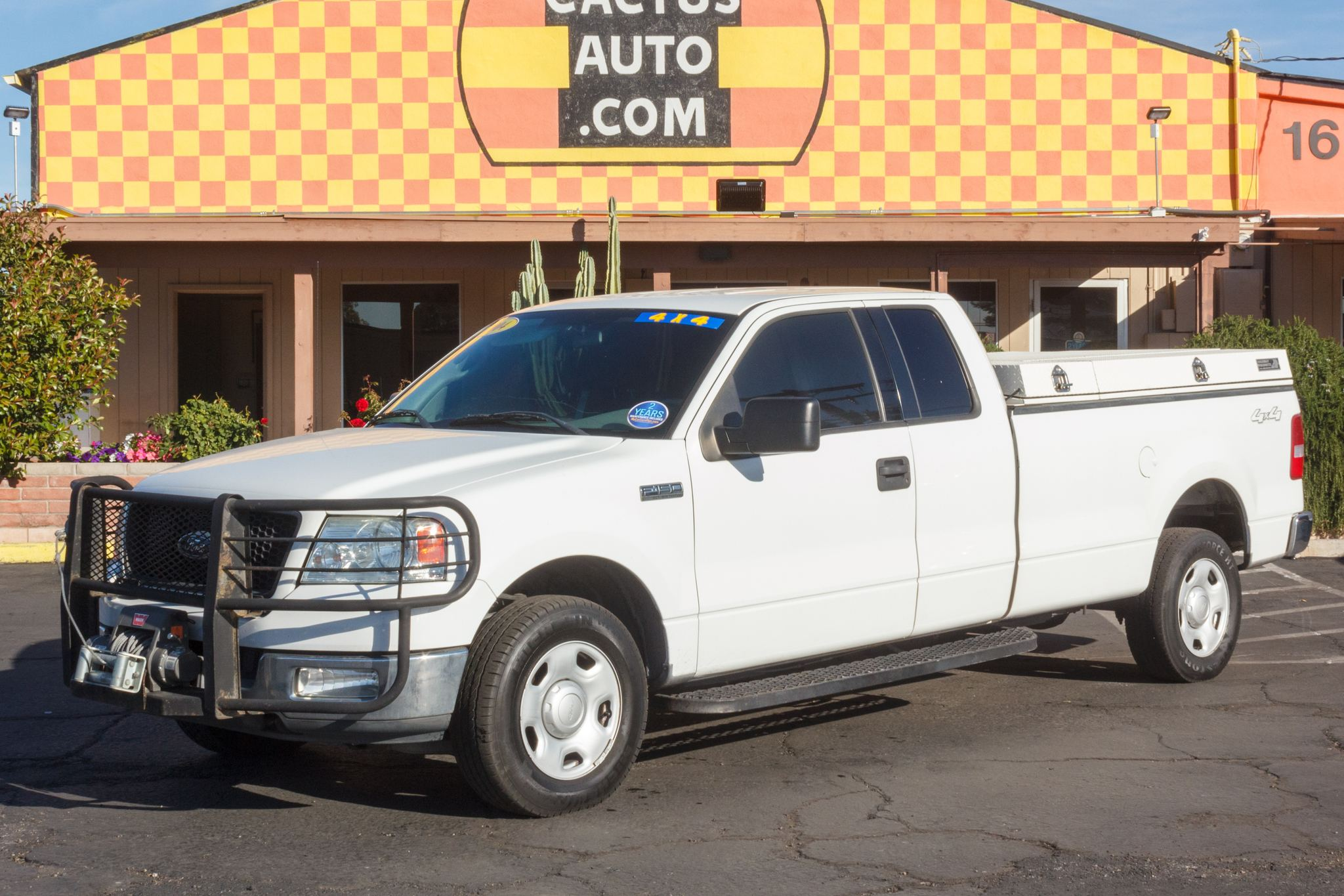 Photo of 2004 Ford F150 4WD Supercab XLT 6 1/2
