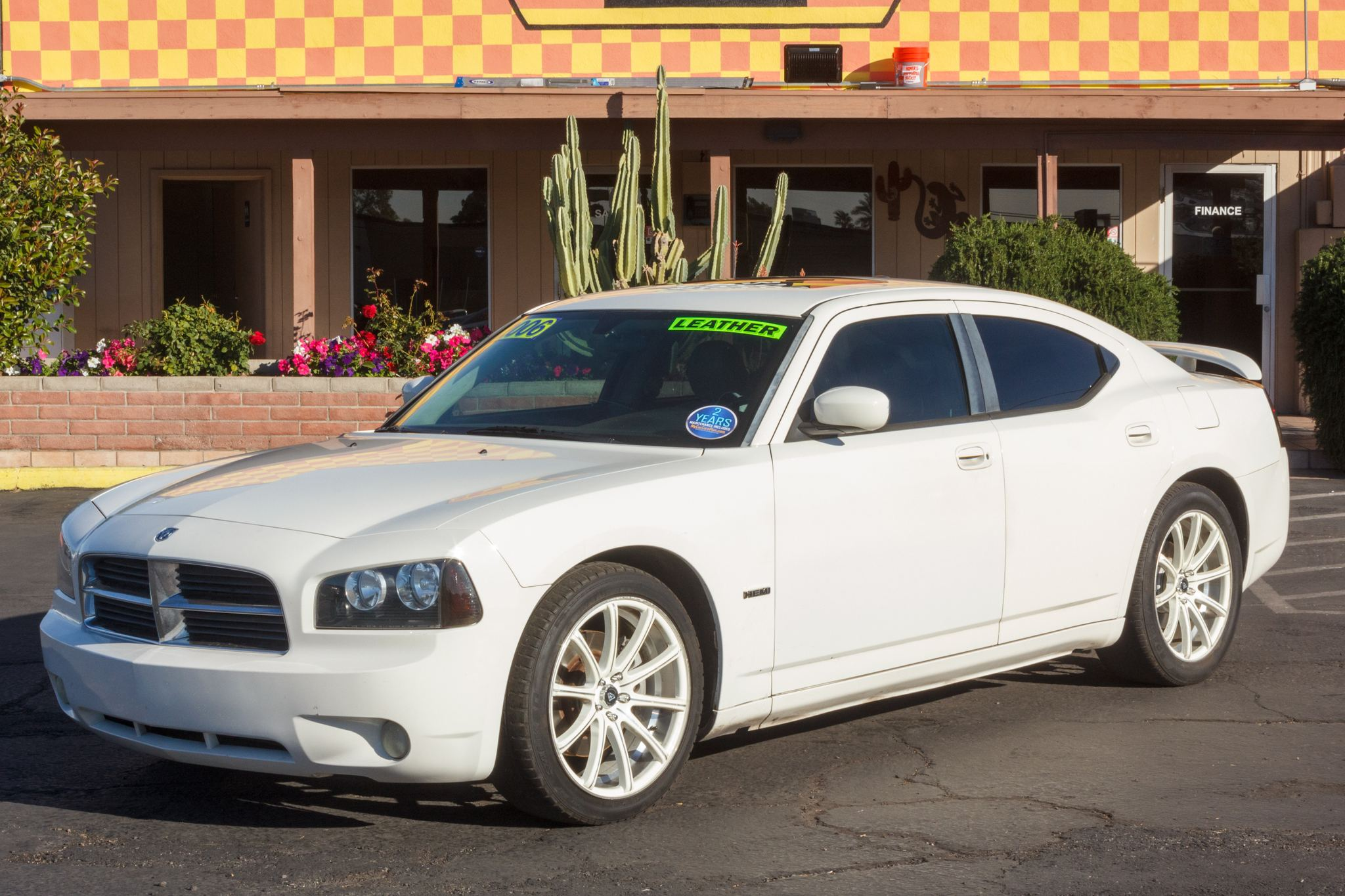 Photo of 2006 Dodge Charger 4d Sedan R/T