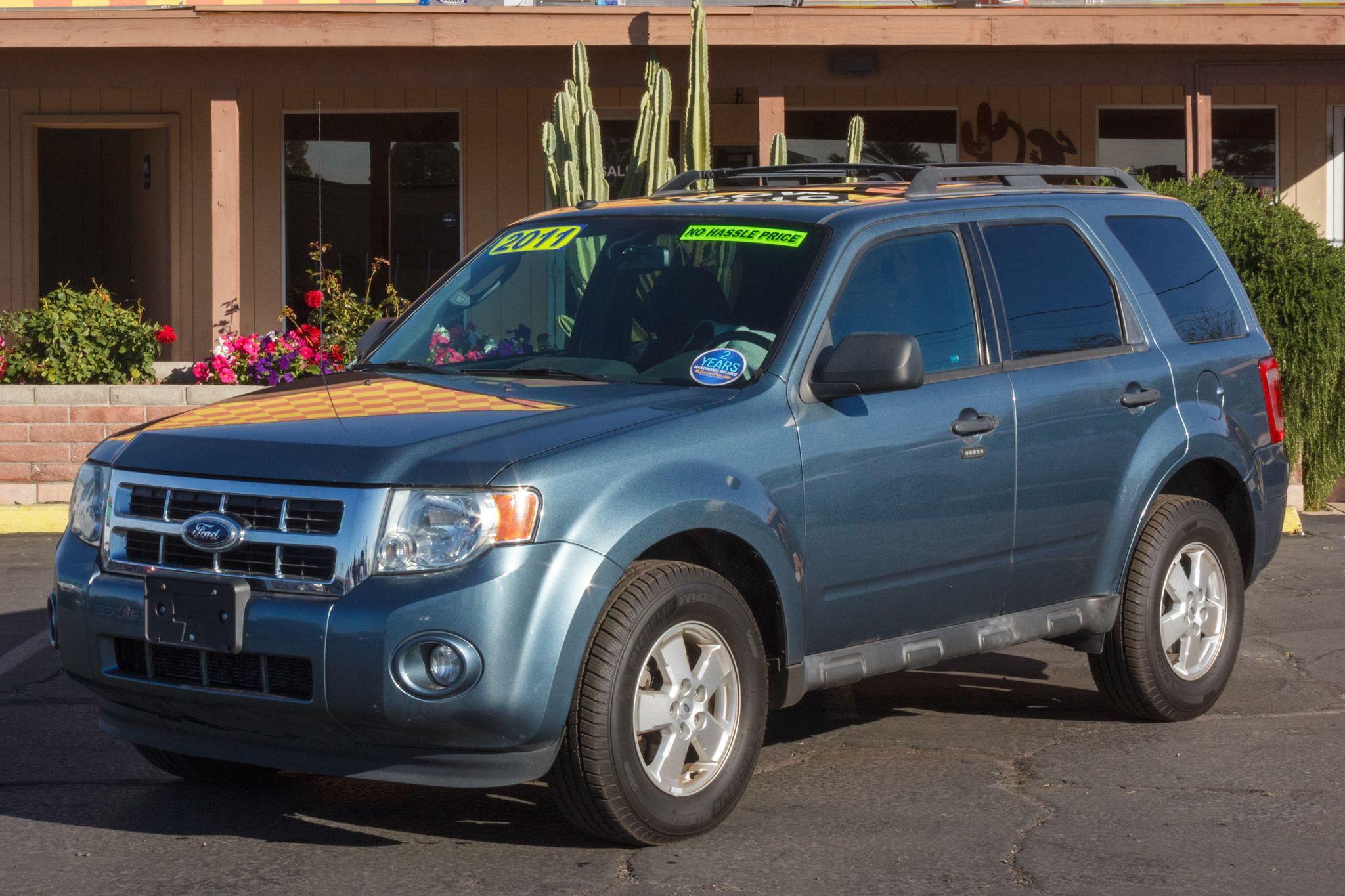 Photo of 2011 Ford Escape 4d SUV FWD XLT