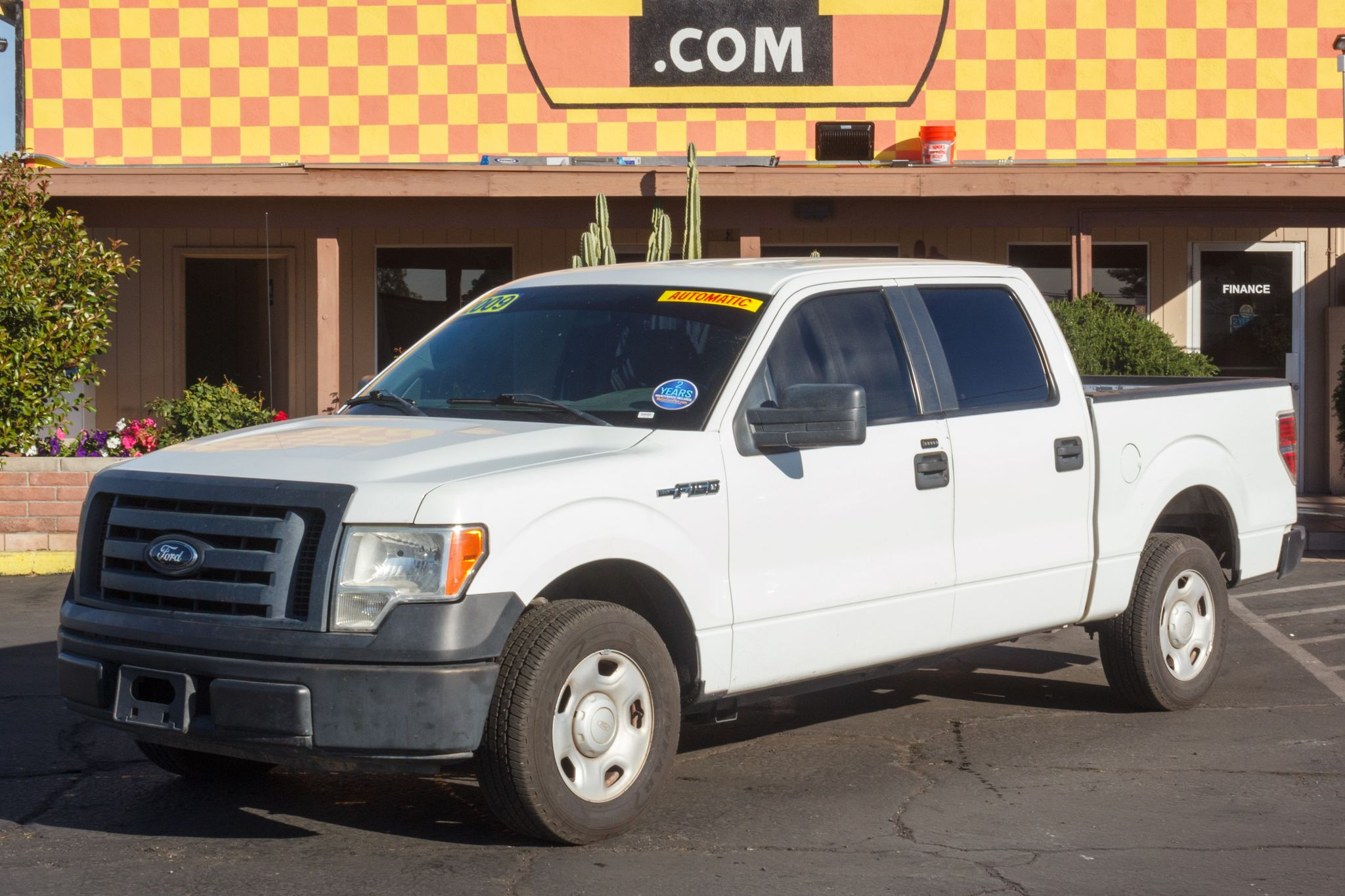Photo of 2009 Ford F150 2WD Supercrew XL 5 1/2