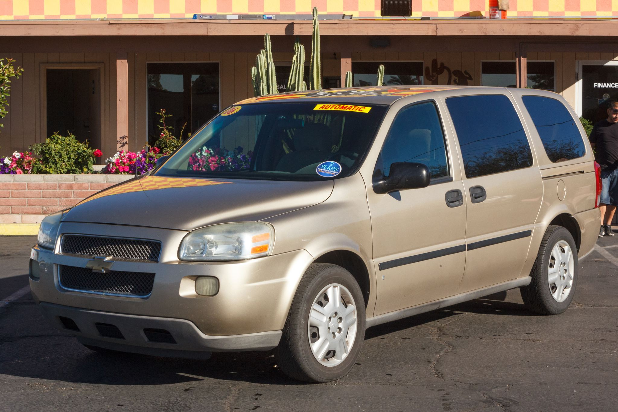 Photo of 2006 Chevrolet Uplander 4d Wagon LS