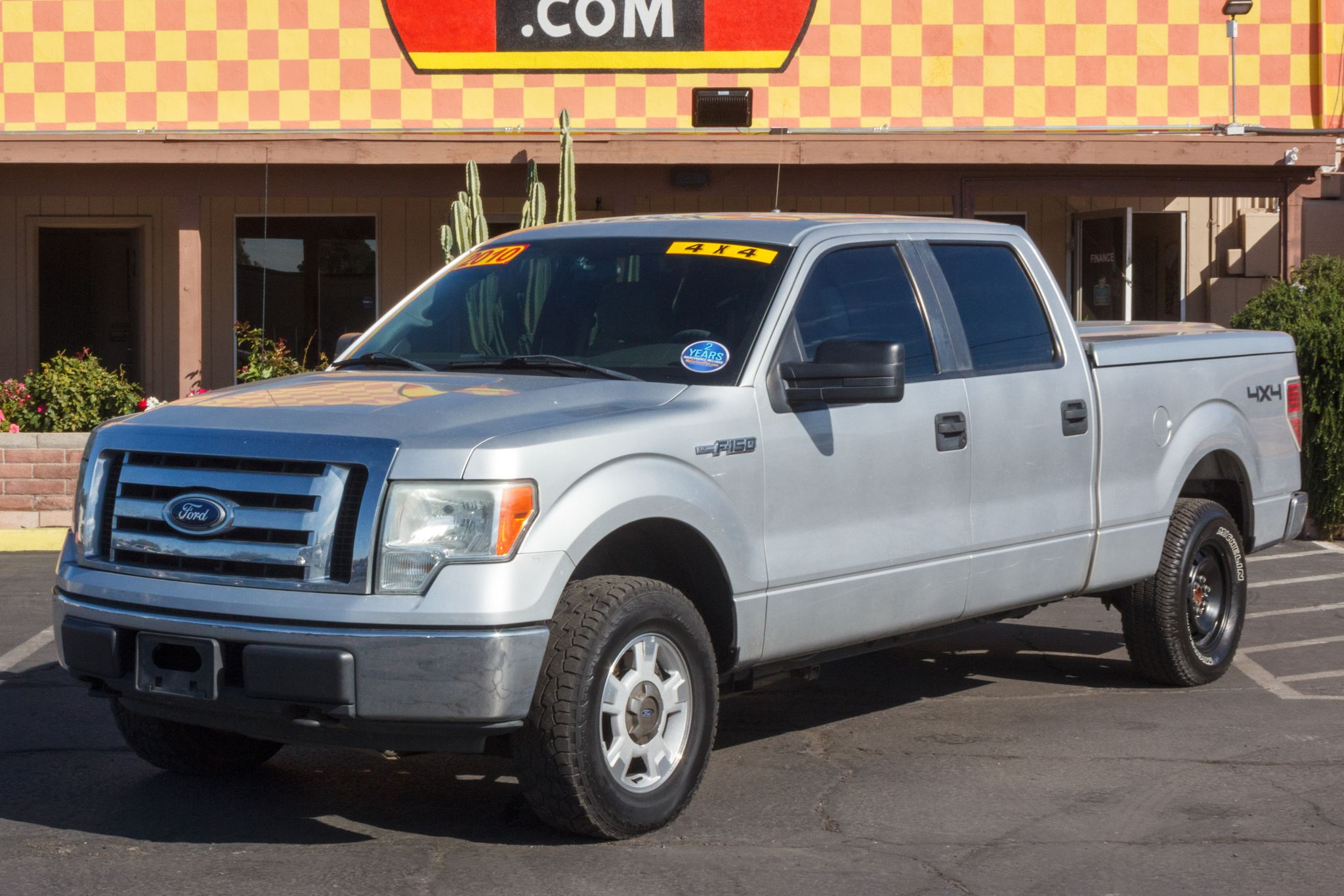 Photo of 2010 Ford F150 4WD Supercrew XLT 5 1/2