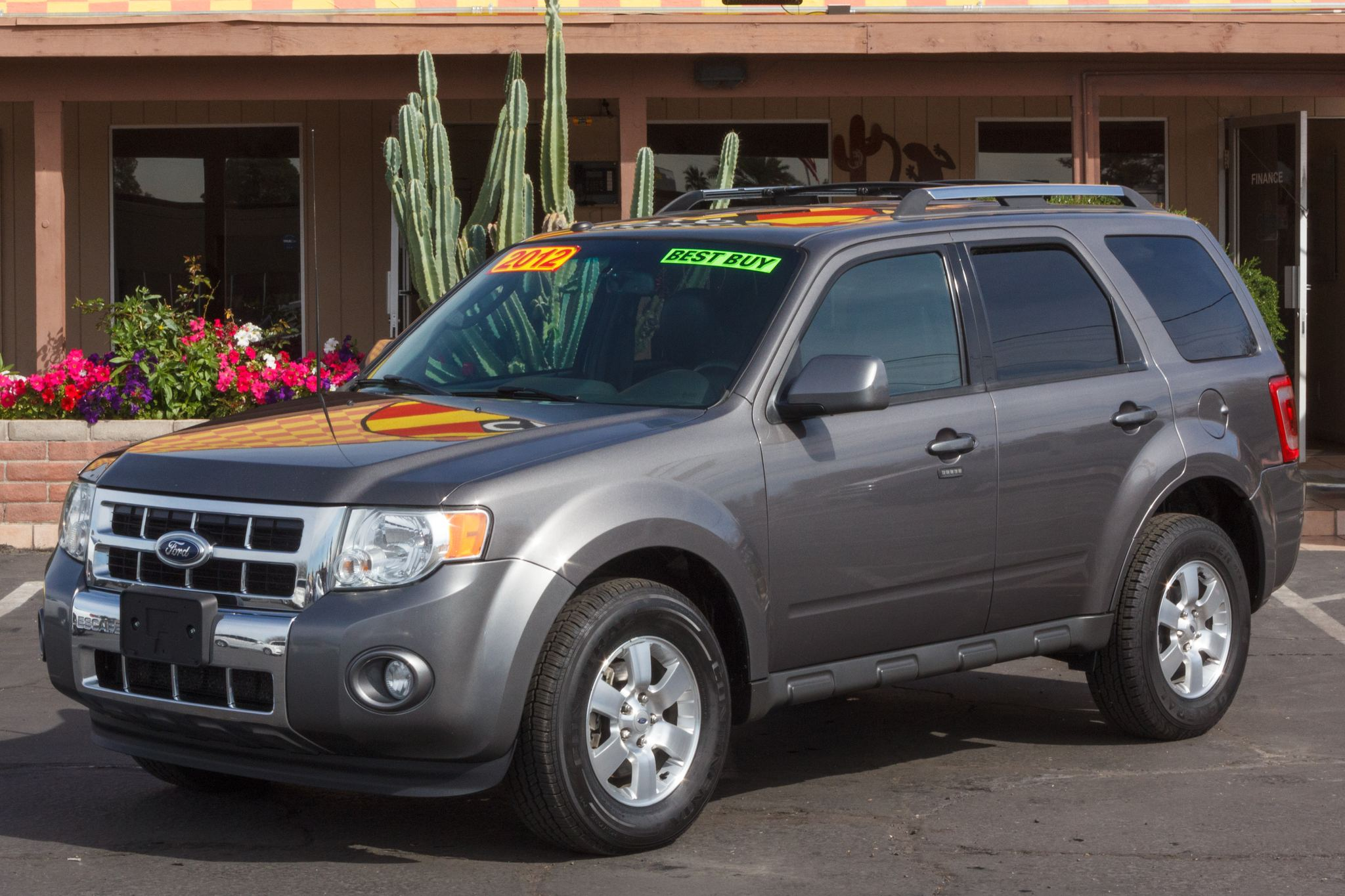 Photo of 2012 Ford Escape 4d SUV FWD Limited