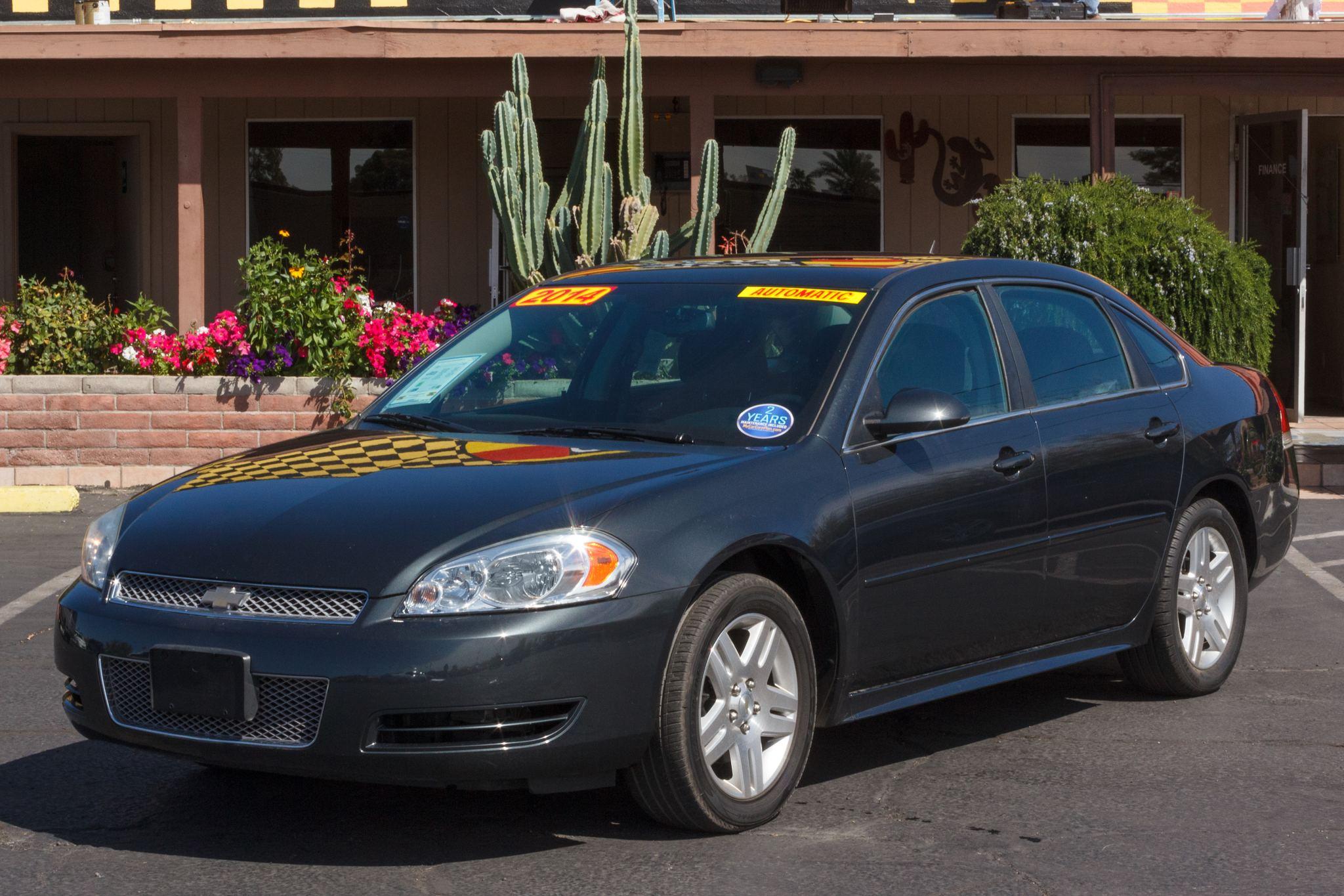 Photo of 2014 Chevrolet Impala Limited 4d Sedan LT