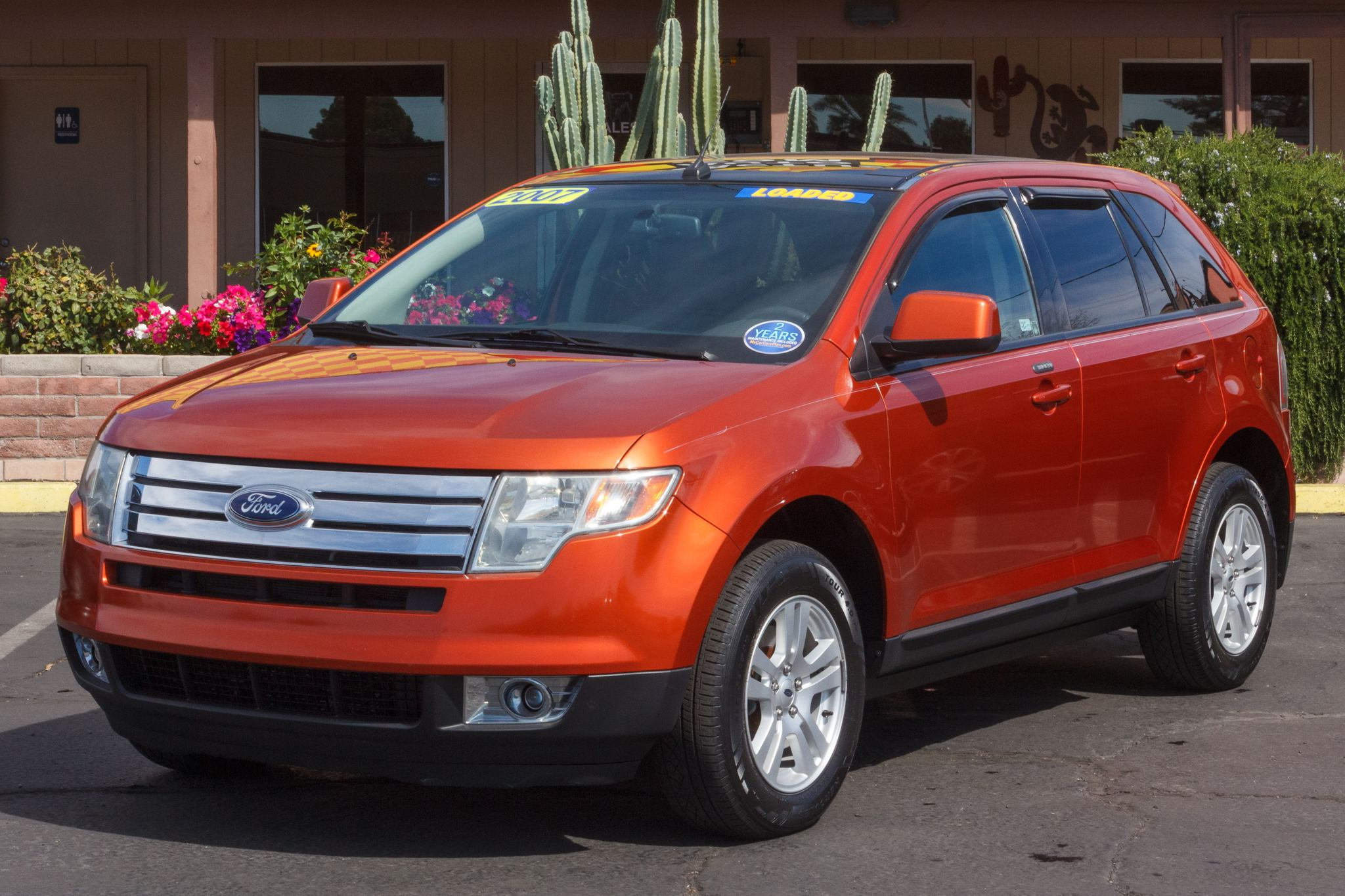 Photo of 2007 Ford Edge 4d SUV AWD SEL Plus