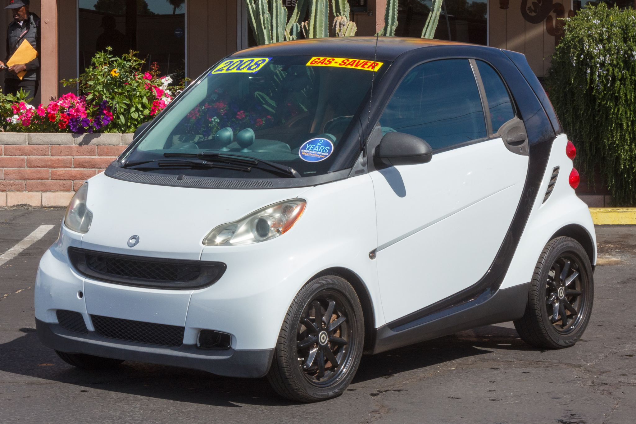 Photo of 2008 Smart Fortwo 2d Coupe Passion