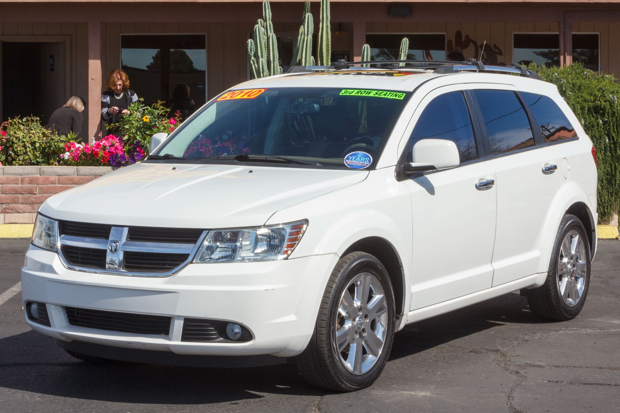 Photo of 2010 Dodge Journey 4d SUV FWD R/T