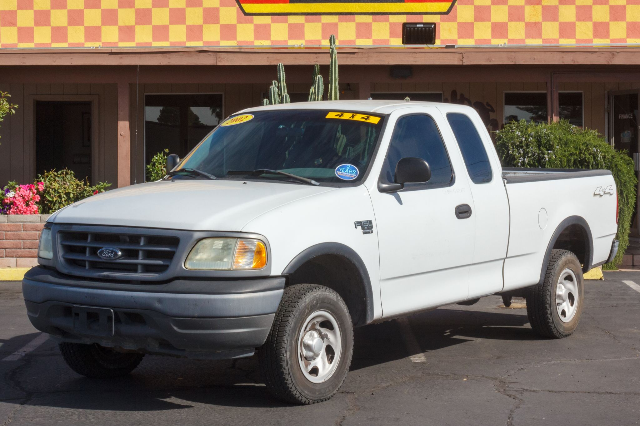 Photo of 2002 Ford F150 4WD Supercab XL