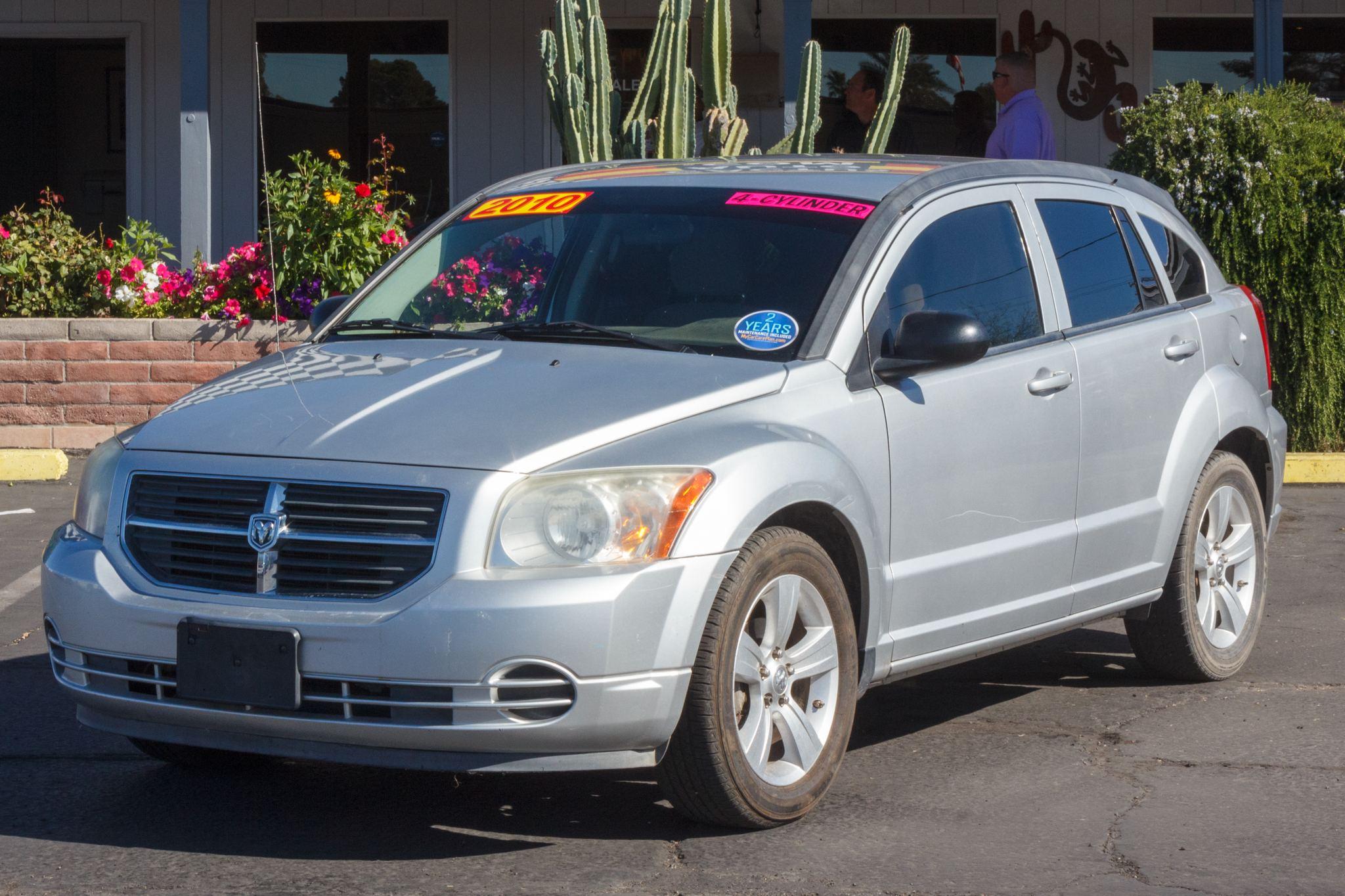 Photo of 2010 Dodge Caliber 4d Wagon SXT