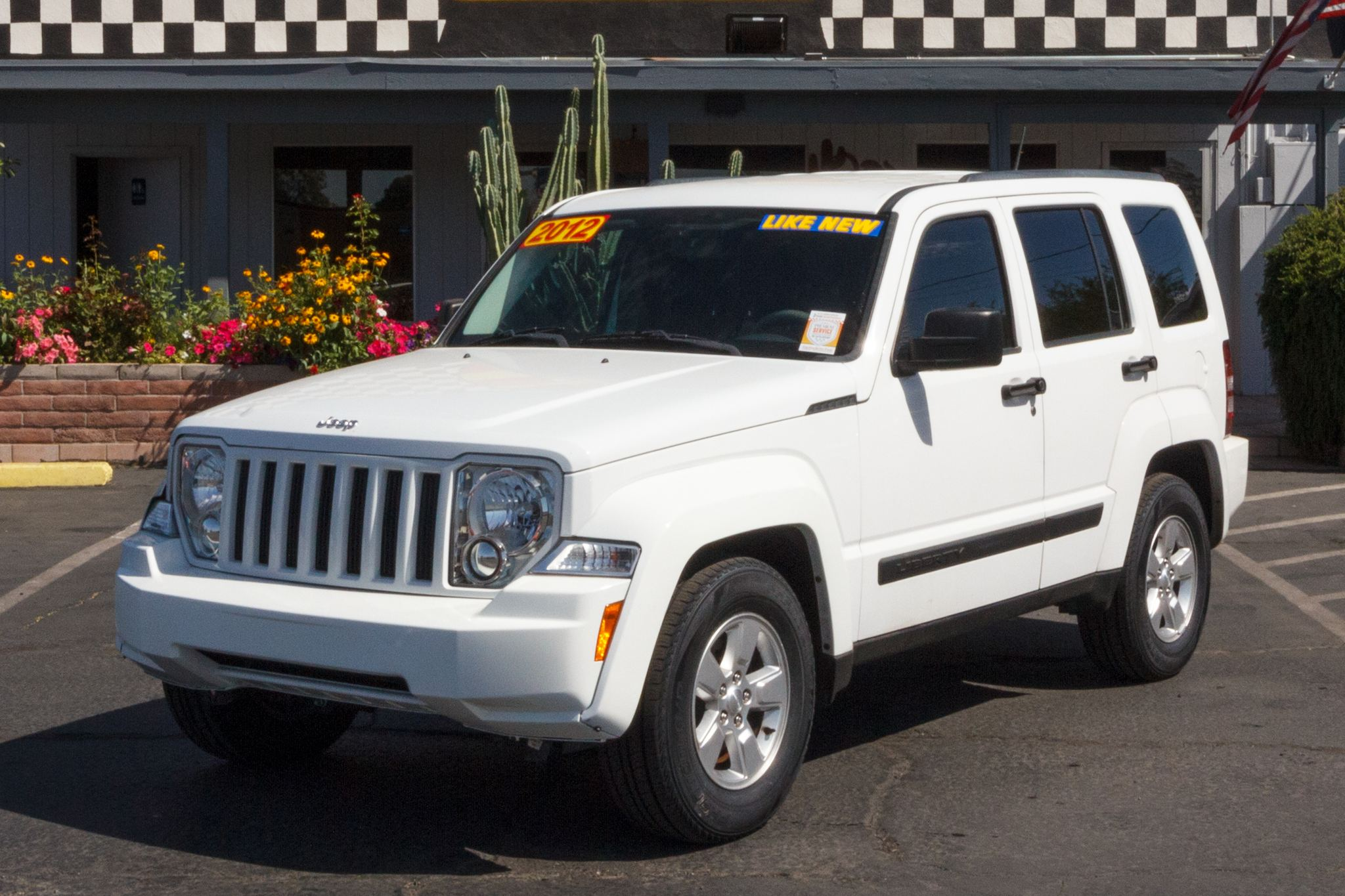 Photo of 2012 Jeep Liberty 4d SUV 2WD Sport