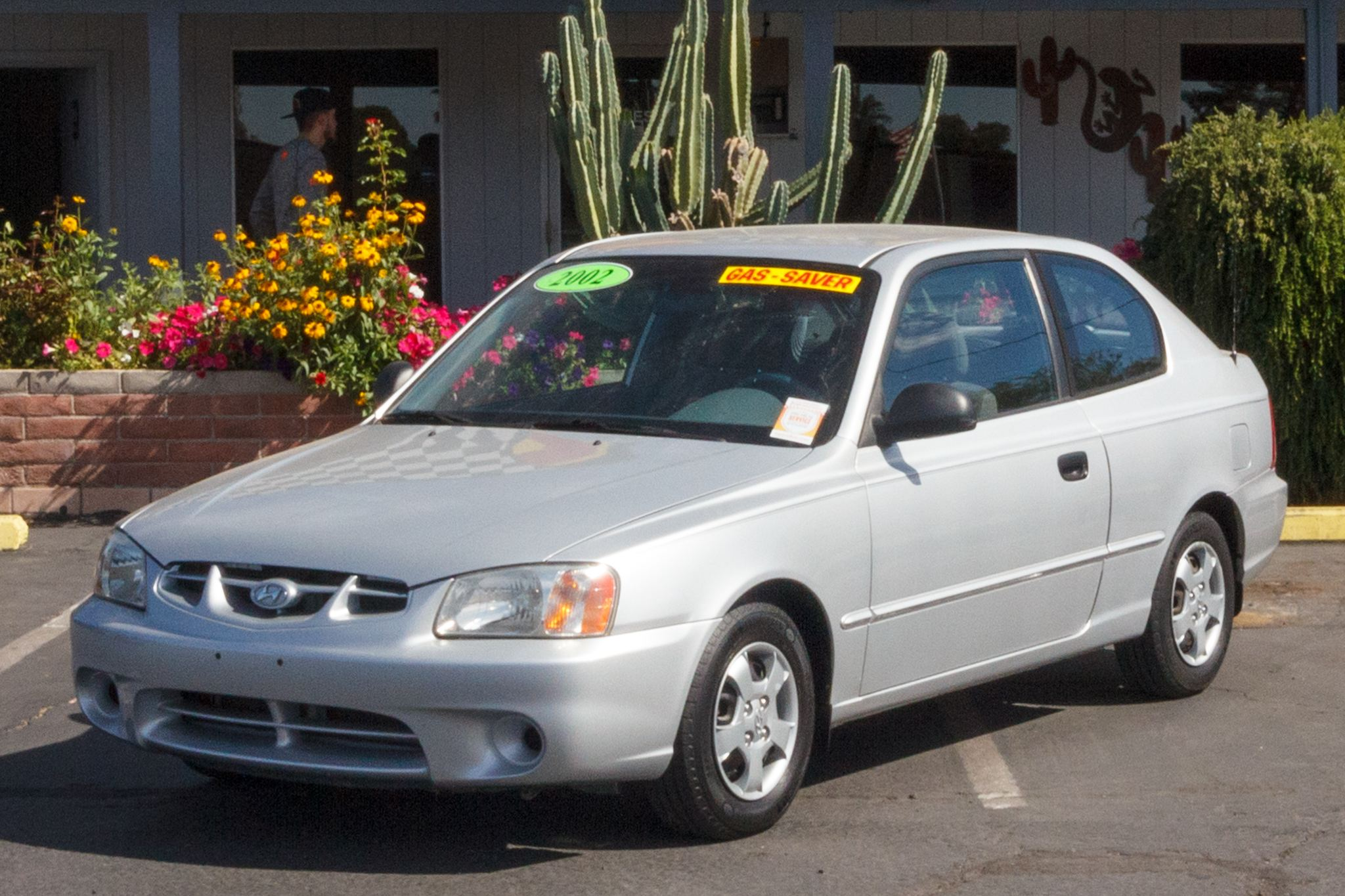 Photo of 2002 Hyundai Accent 3d Coupe GS