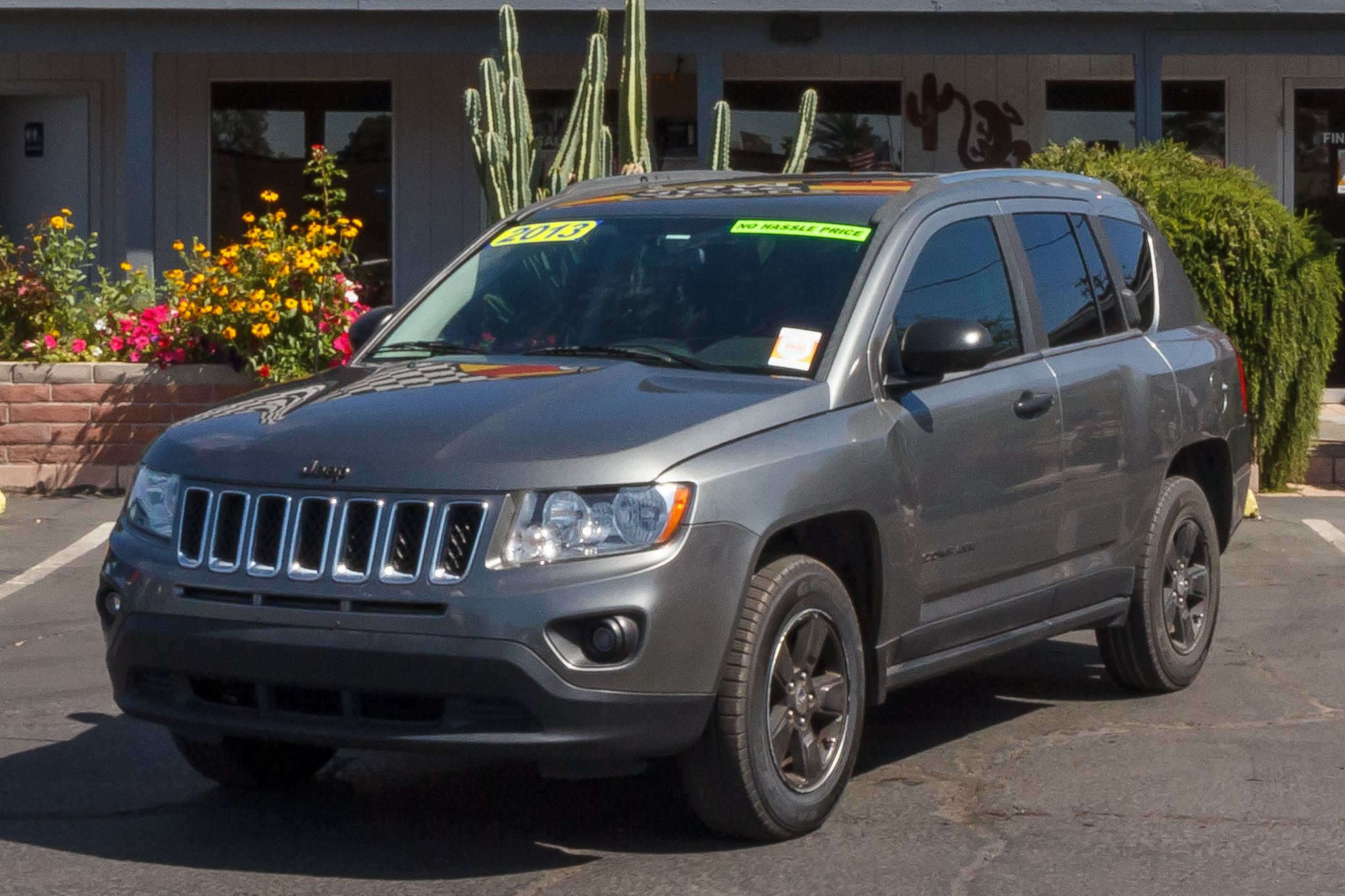 Photo of 2013 Jeep Compass 4d SUV FWD Sport