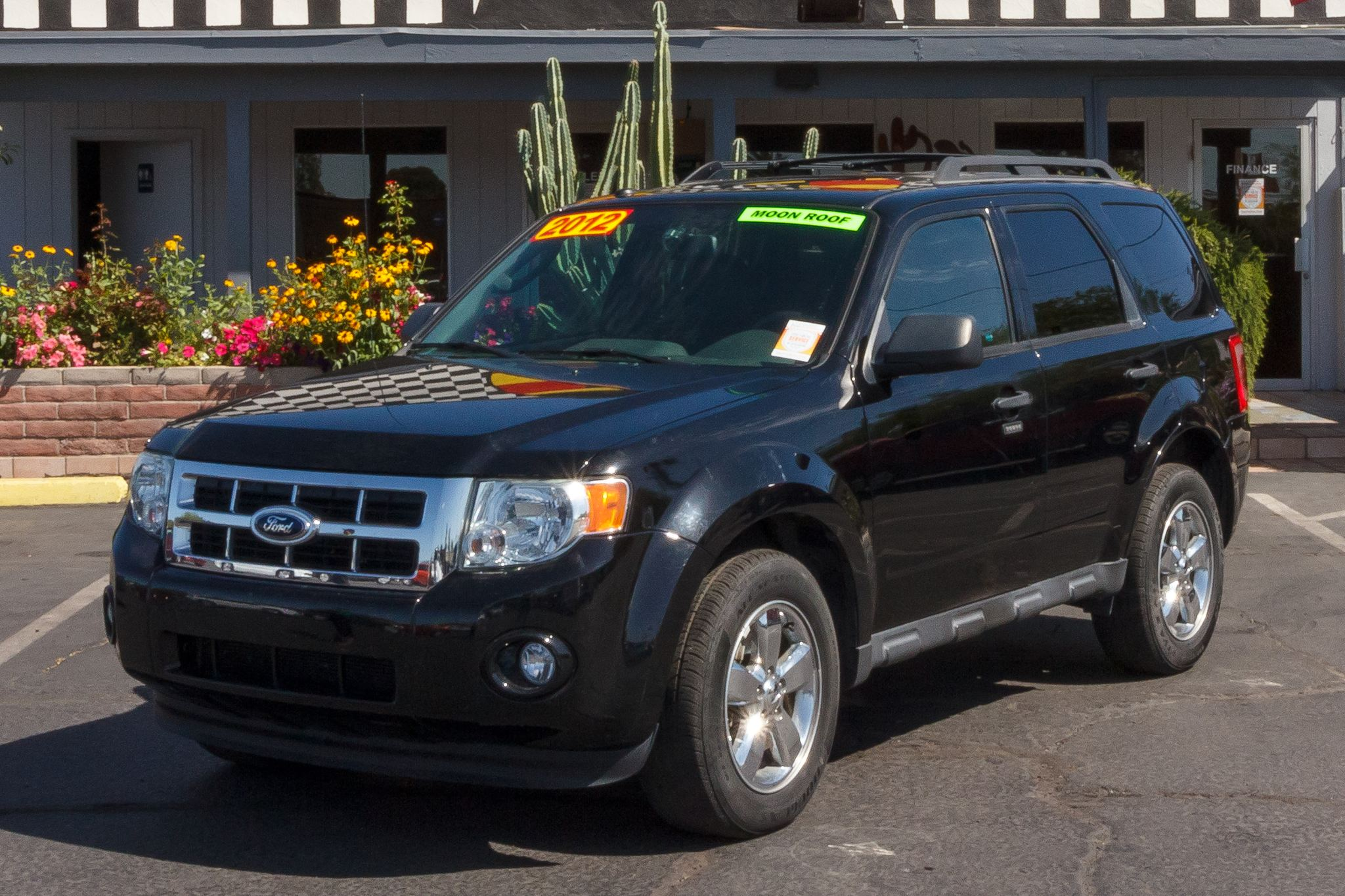 Photo of 2012 Ford Escape 4d SUV FWD XLT
