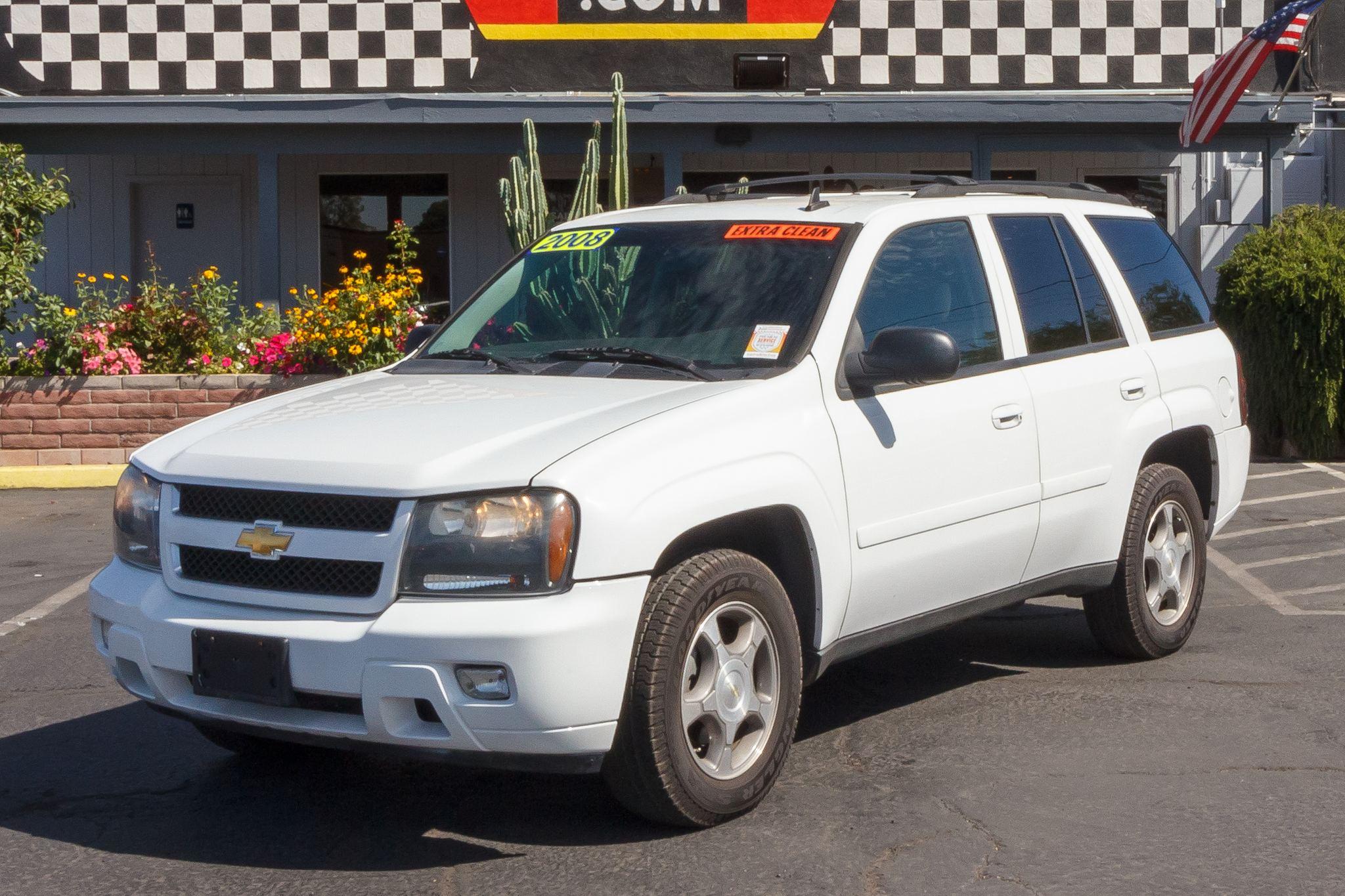 Photo of 2008 Chevrolet Trailblazer 4d SUV RWD LT1