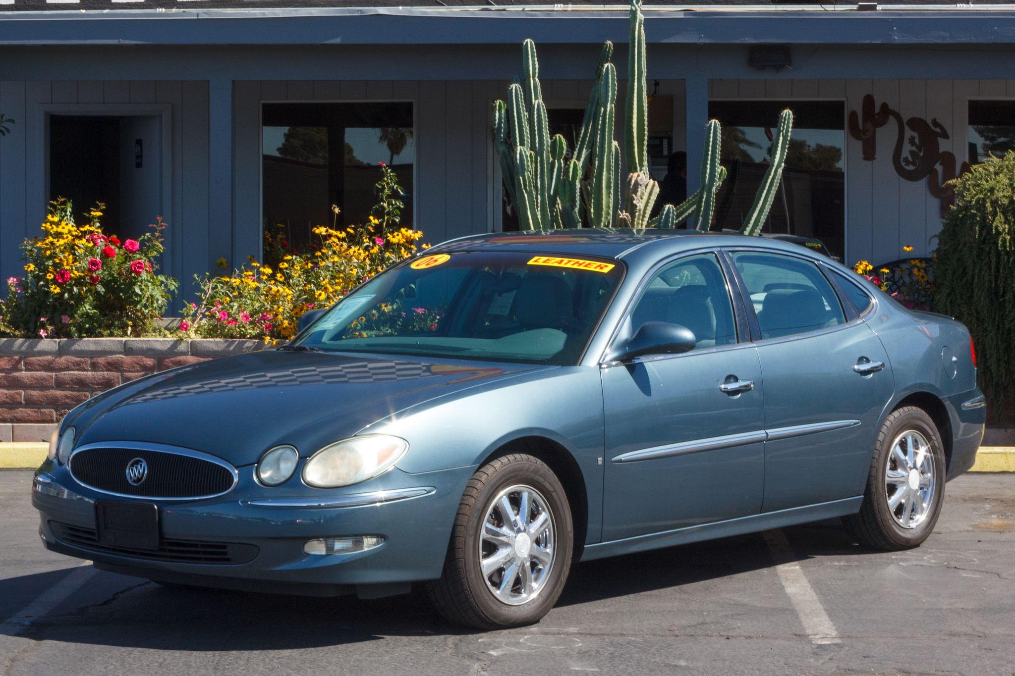 Photo of 2006 Buick LaCrosse 4d Sedan CXL