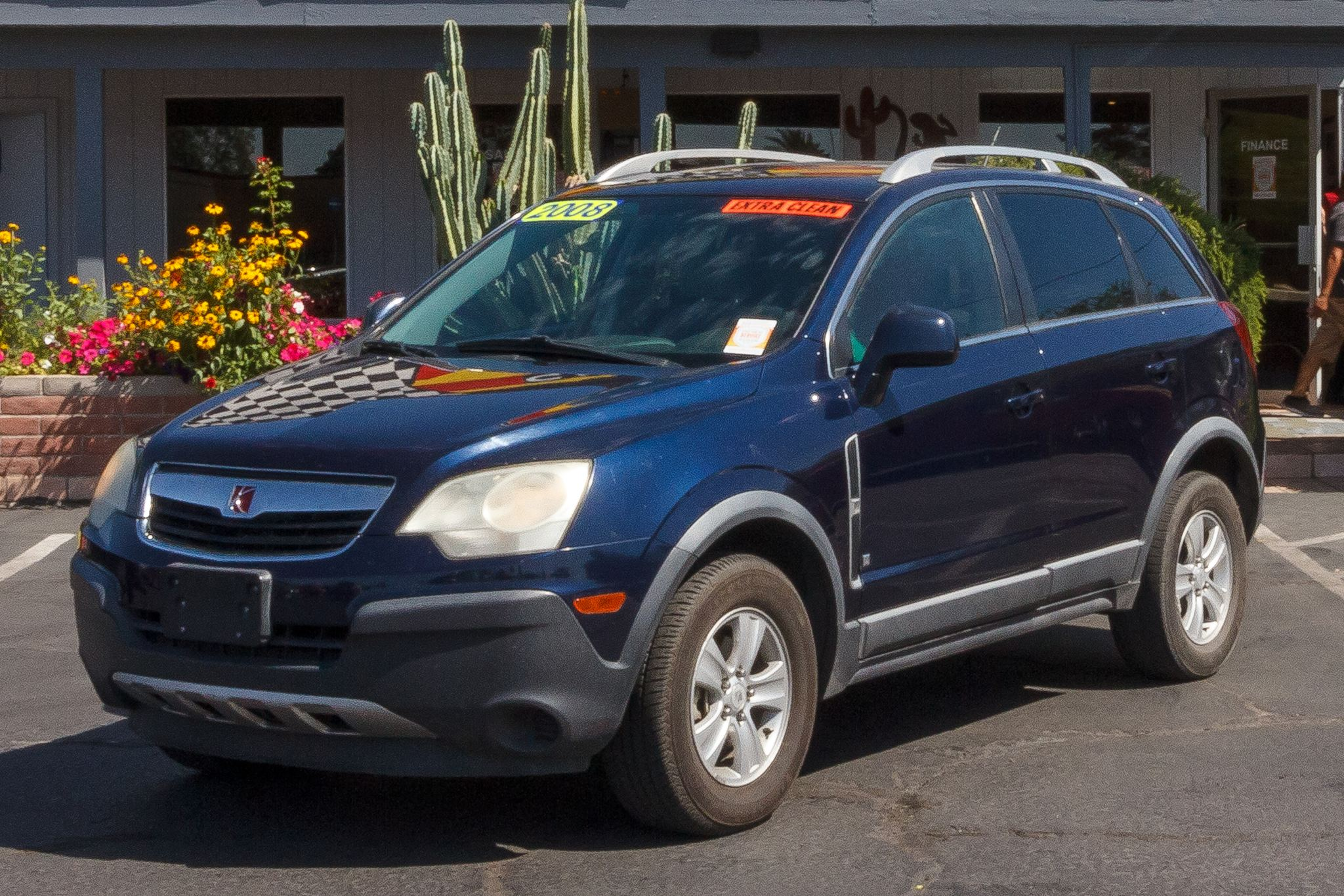 Photo of 2008 Saturn Vue 4d SUV FWD XE