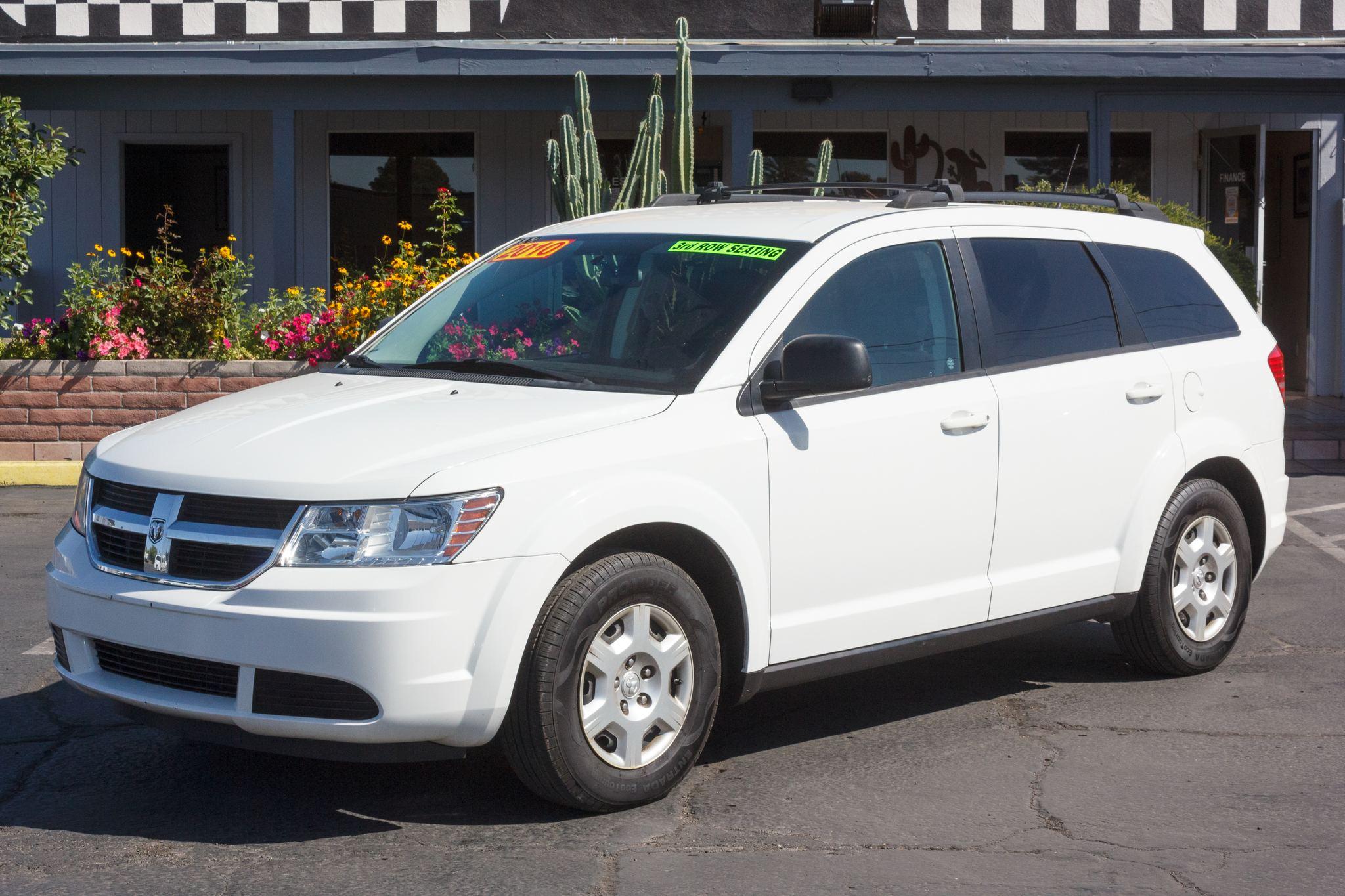 Photo of 2010 Dodge Journey 4d SUV FWD SE