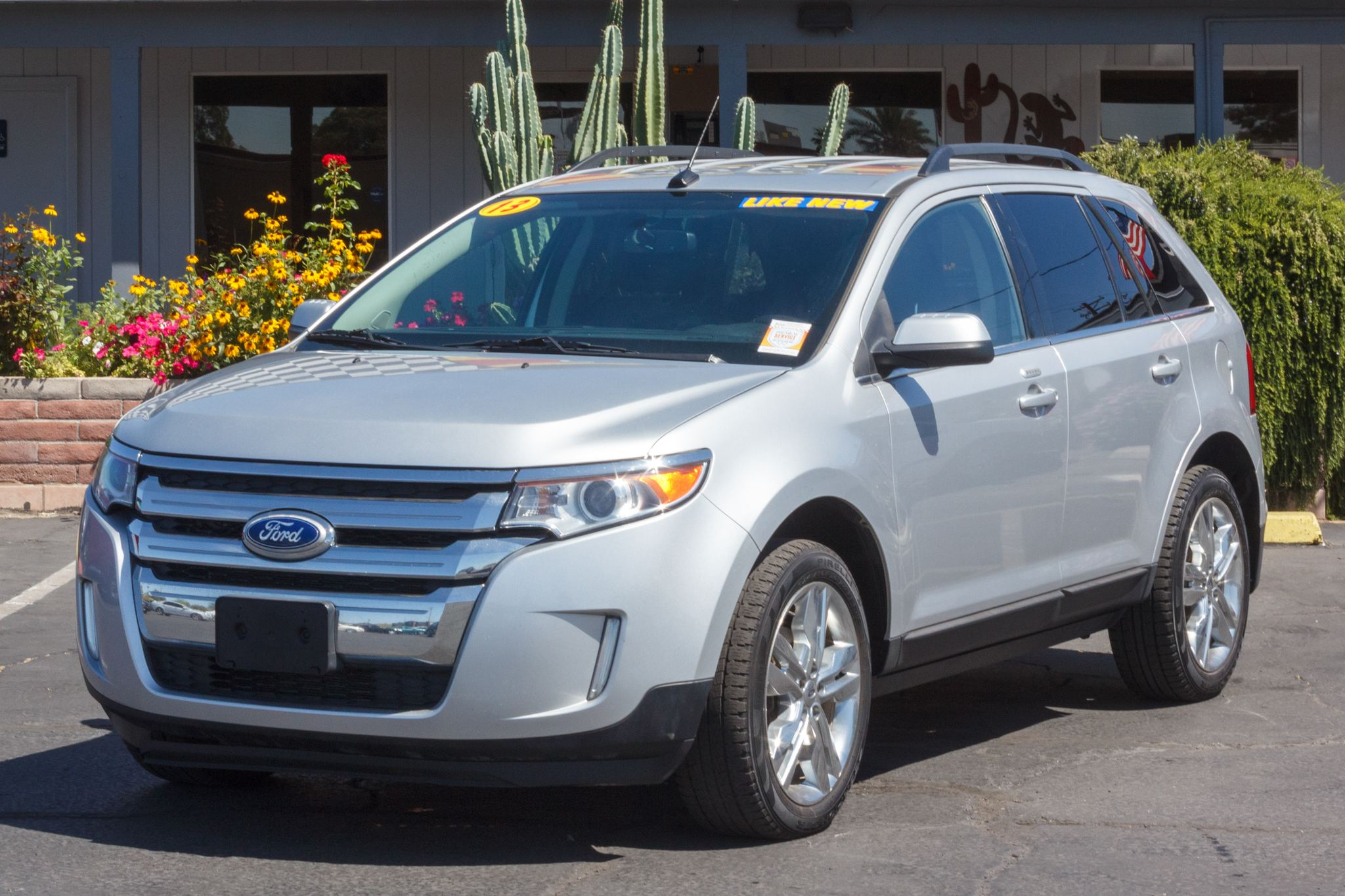 Photo of 2013 Ford Edge 4d SUV AWD Limited