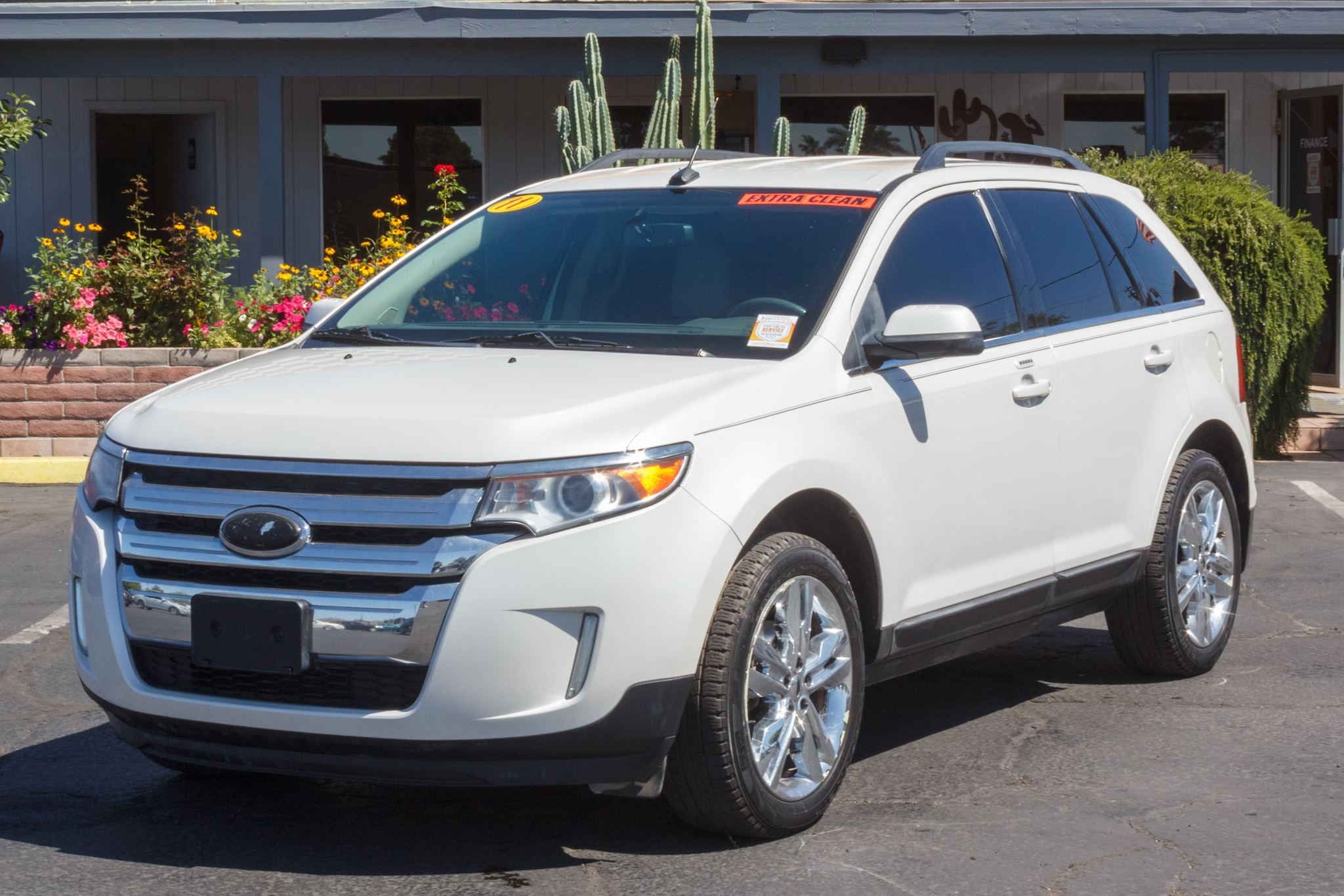 Photo of 2011 Ford Edge 4d SUV FWD Limited