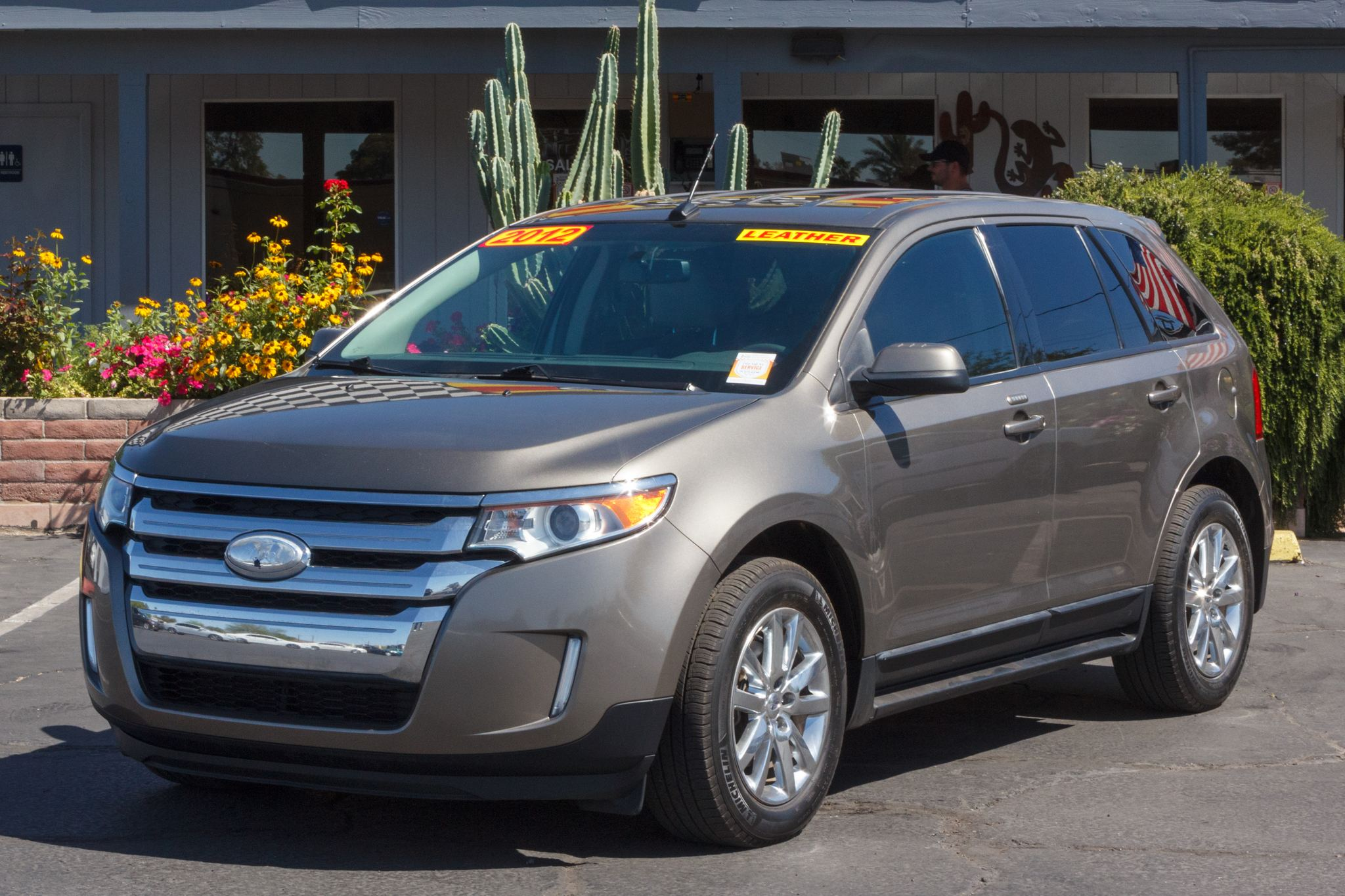 Photo of 2012 Ford Edge 4d SUV FWD SEL EcoBoost