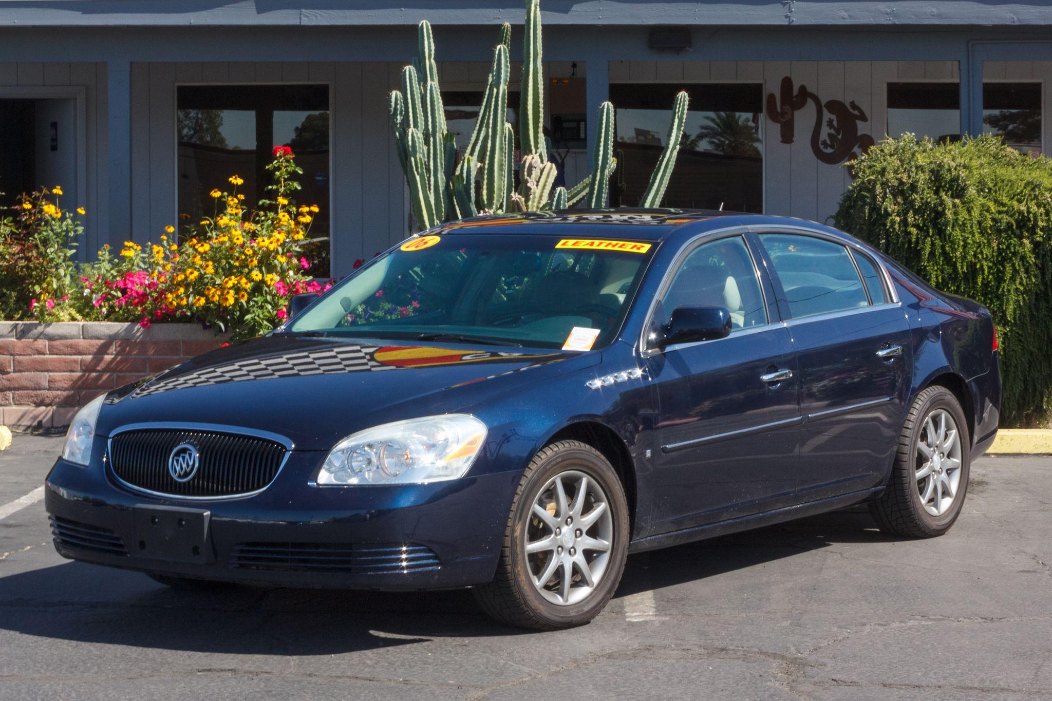 Photo of 2006 Buick Lucerne 4d Sedan CXL V8