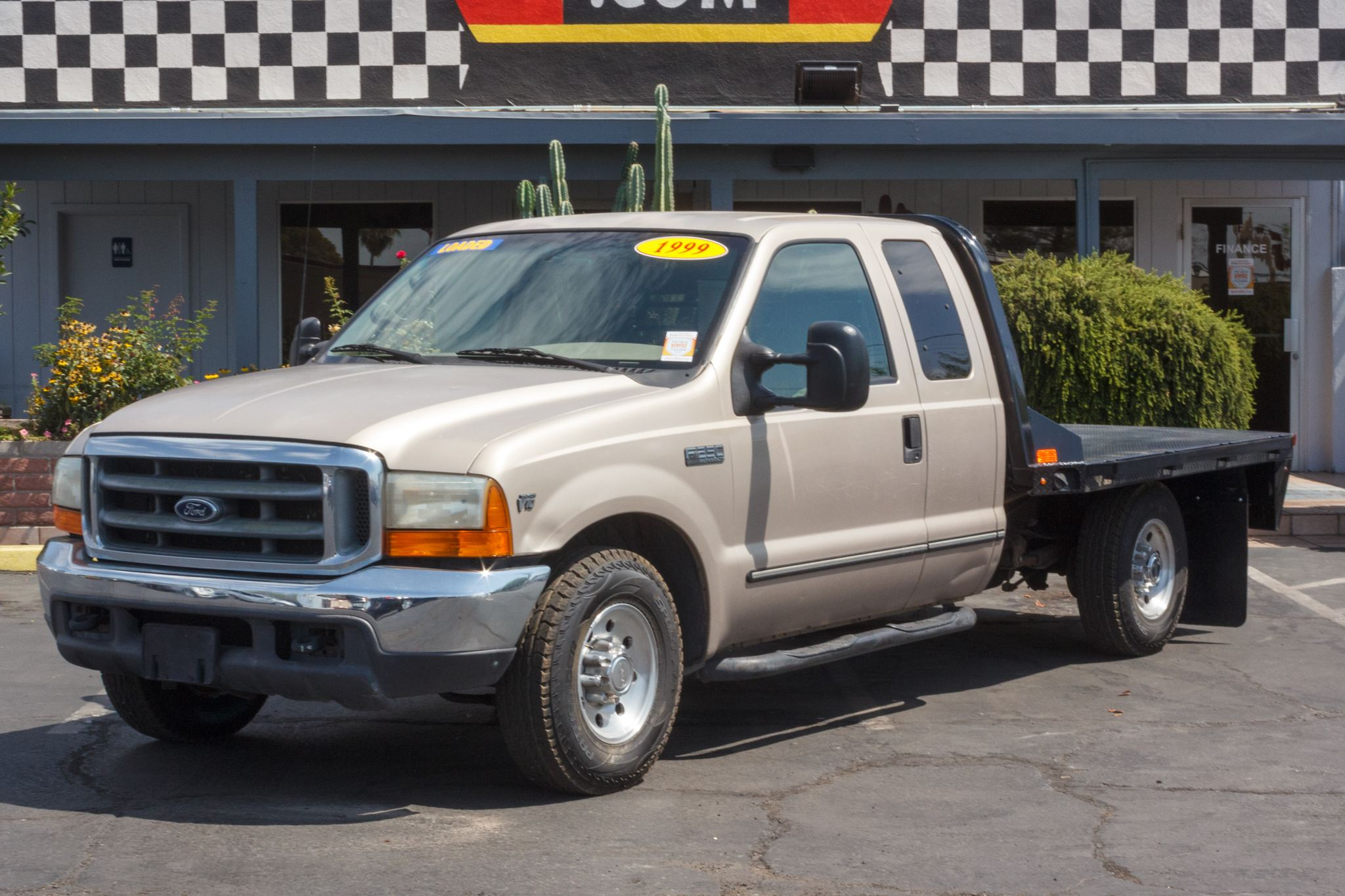 Photo of 1999 Ford F250 SD 2WD Supercab XLT Longbed