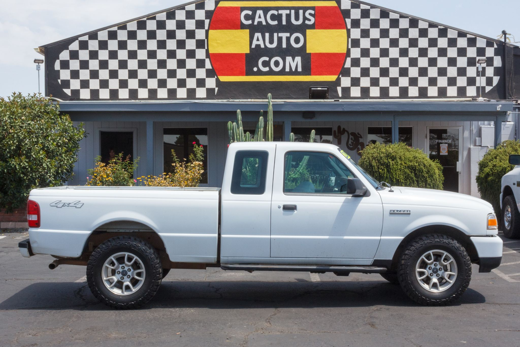 Photo of 2007 Ford Ranger 4WD Supercab XLT 4d