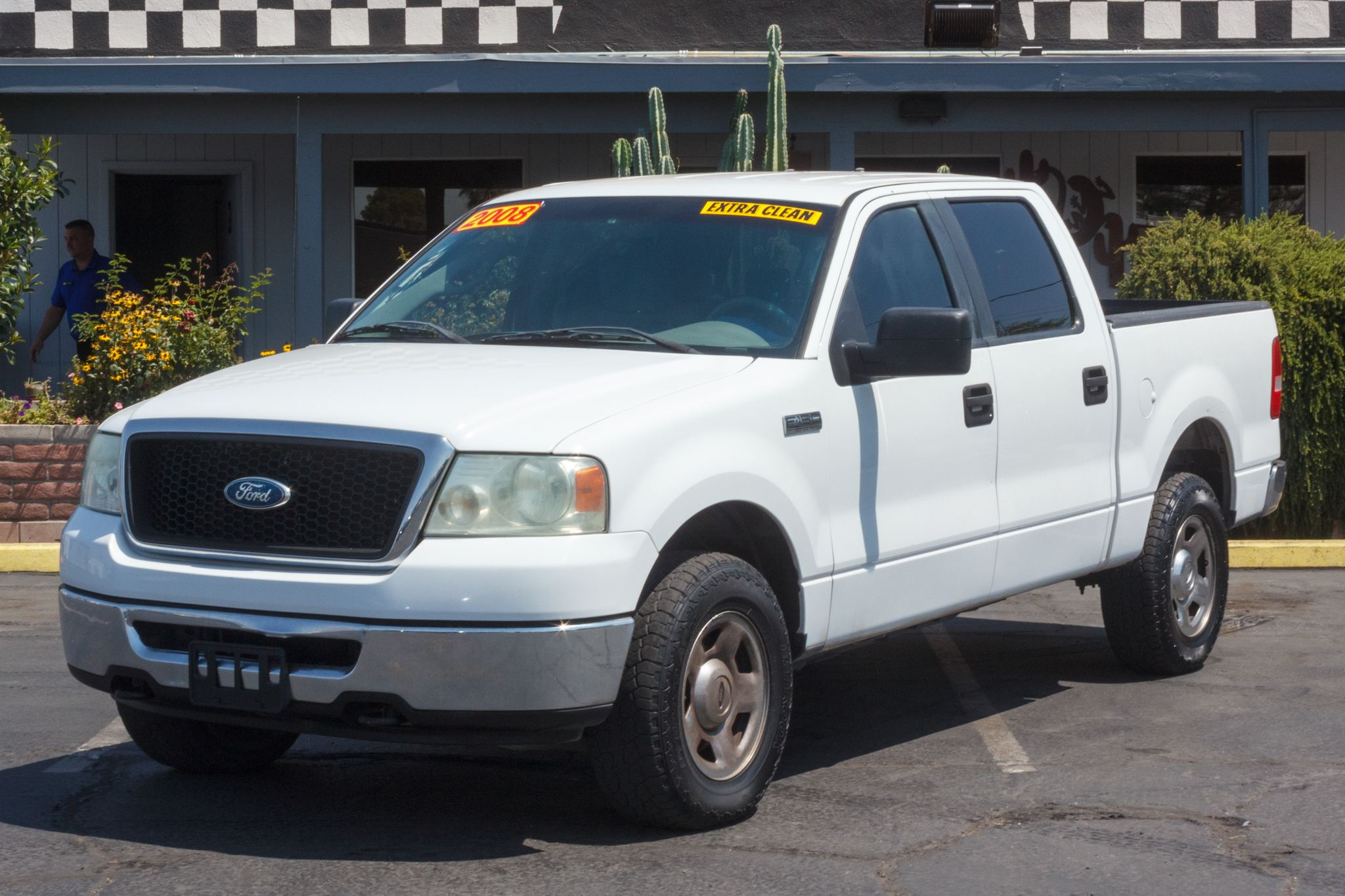 Photo of 2008 Ford F150 4WD Supercrew XL