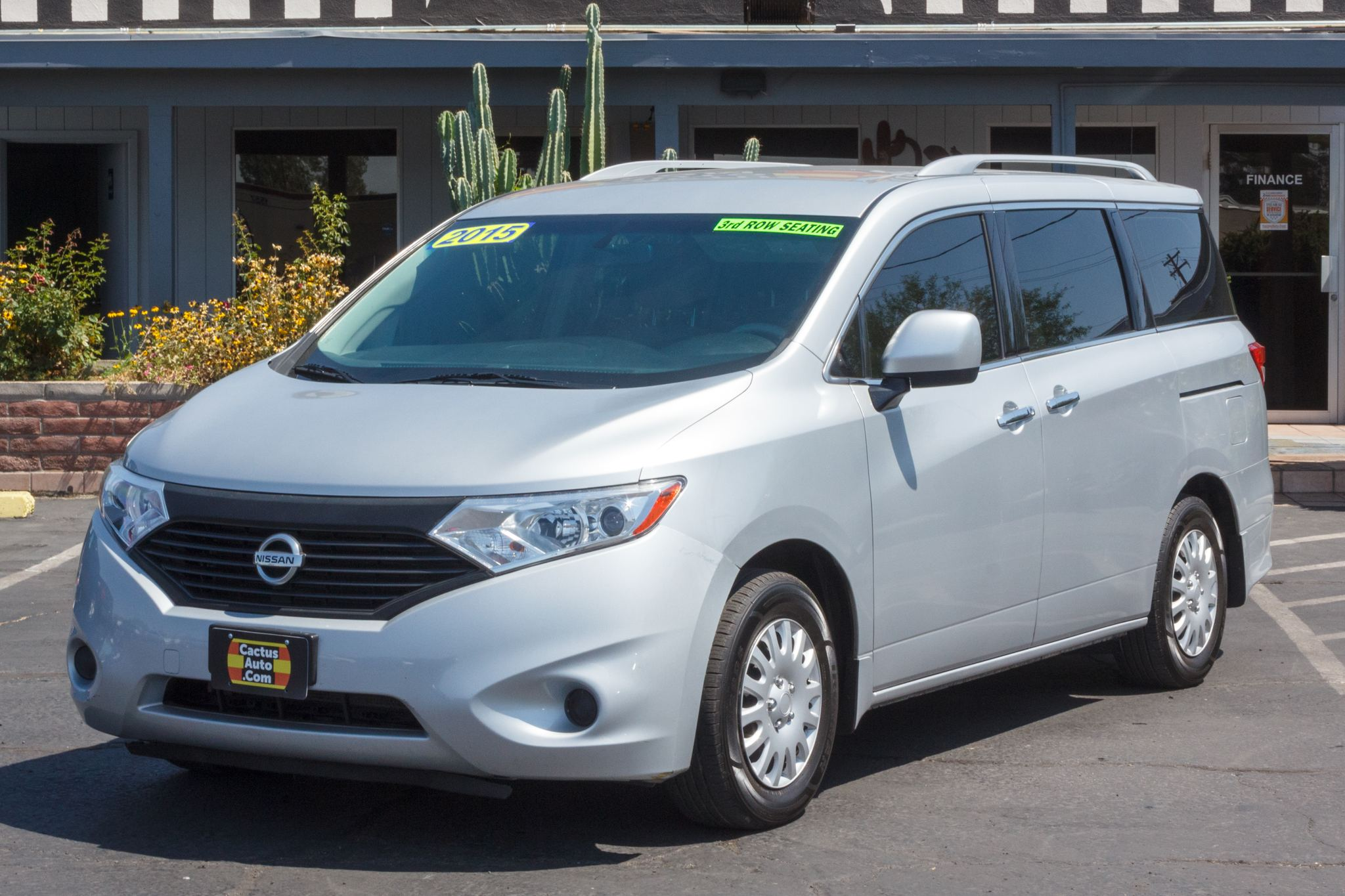 Photo of 2015 Nissan Quest 4d Wagon S