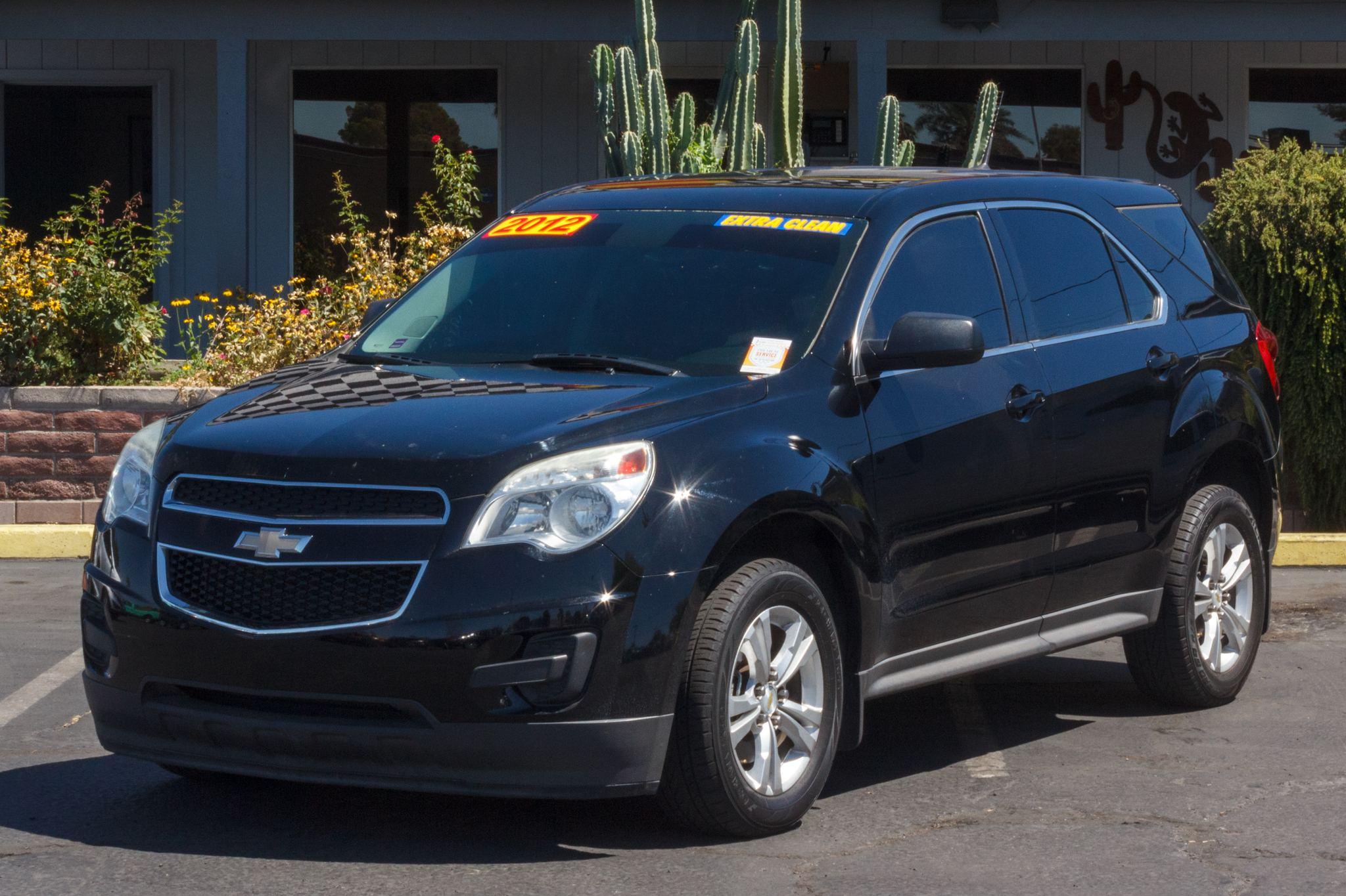 Photo of 2012 Chevrolet Equinox 4d SUV FWD LS