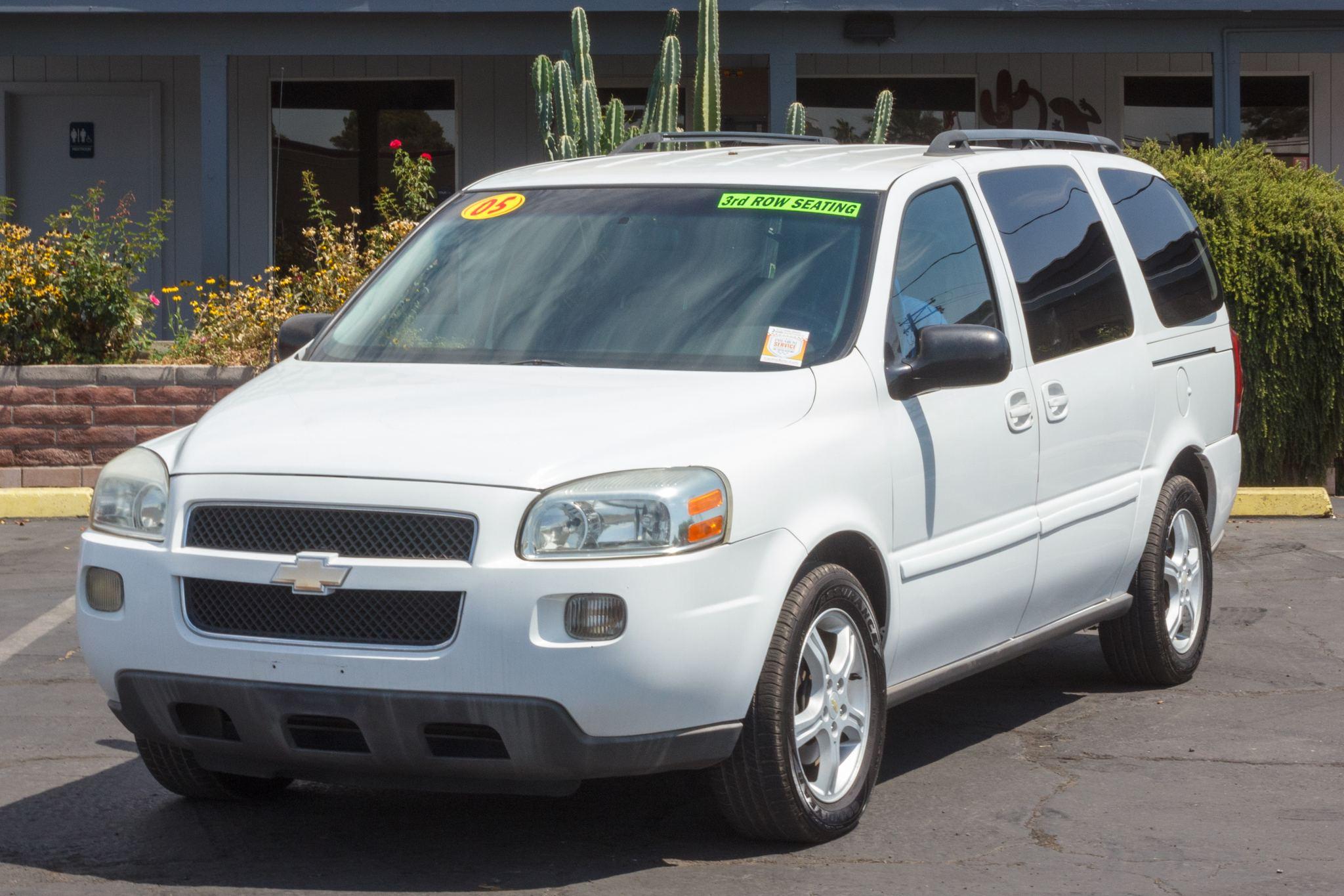 Photo of 2005 Chevrolet Uplander 4d Wagon LS
