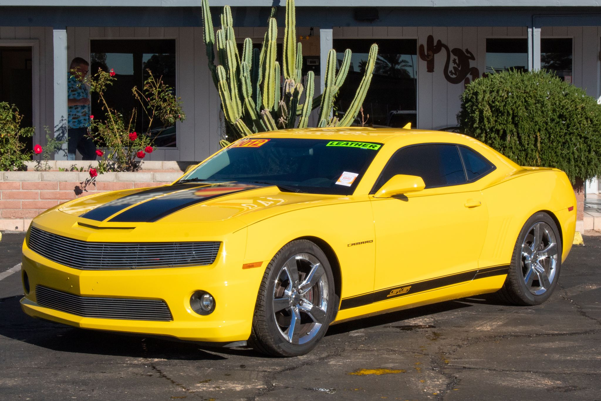 Photo of 2012 Chevrolet Camaro 2d Coupe SS2