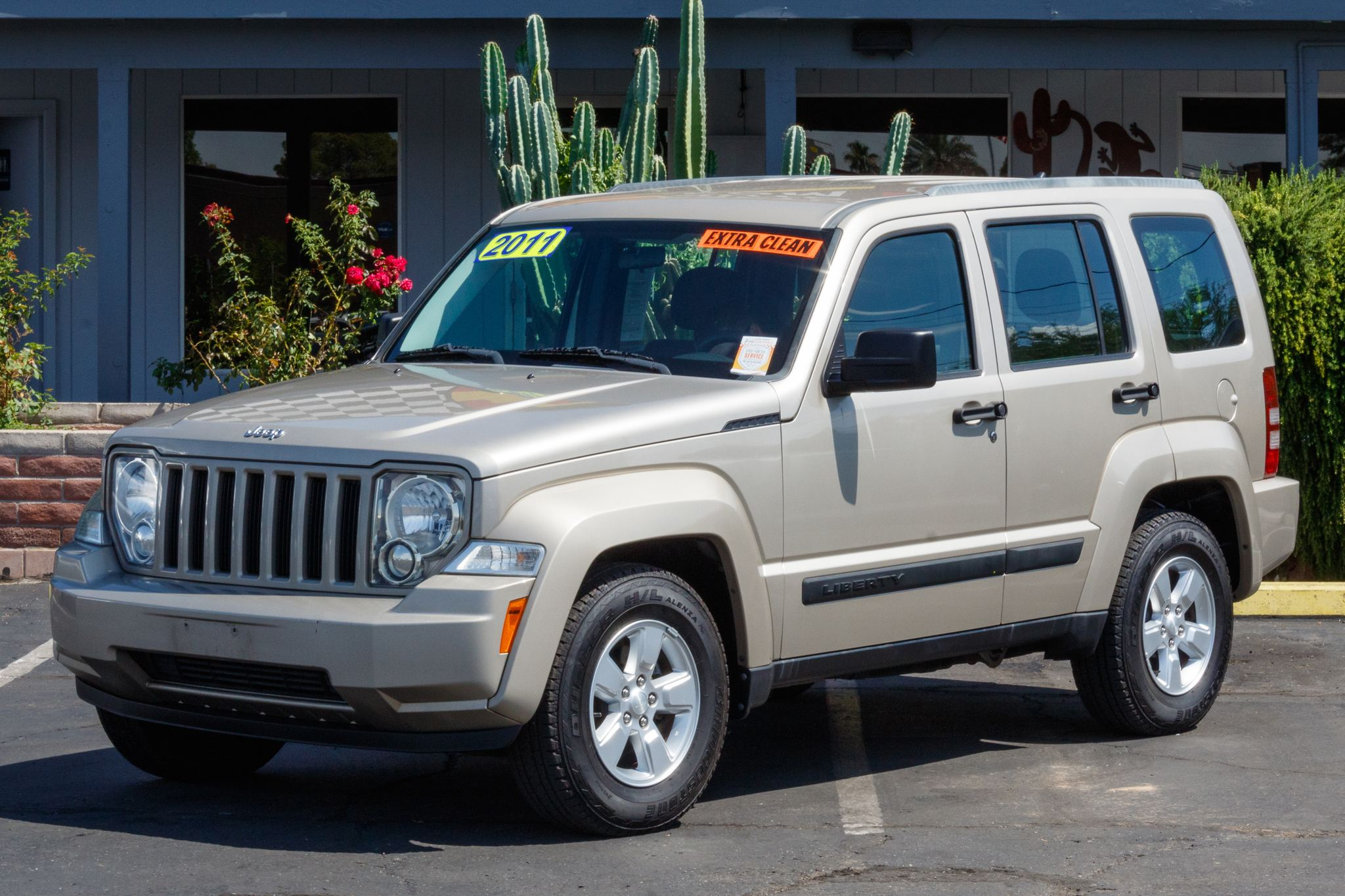 Photo of 2011 Jeep Liberty 4d SUV 2WD Sport