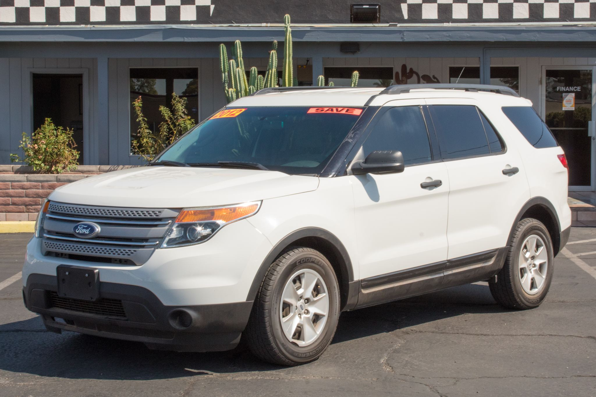 Photo of 2012 Ford Explorer 4d SUV 4WD