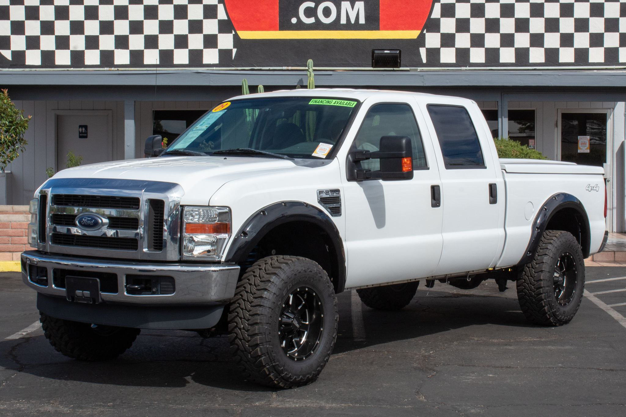Photo of 2009 Ford F250 4WD Crew Cab XLT