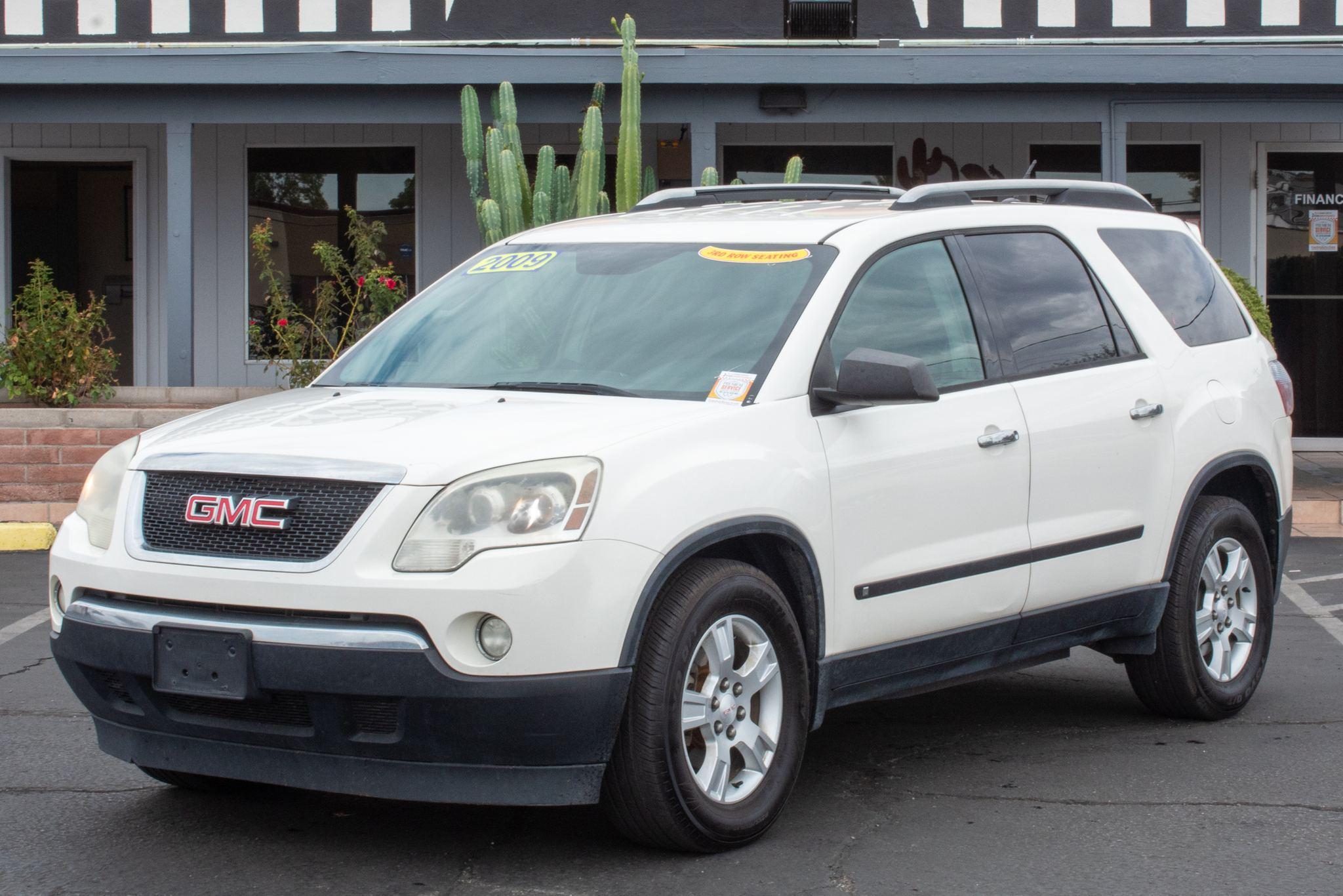 Photo of 2009 GMC Acadia 4d SUV FWD SLE