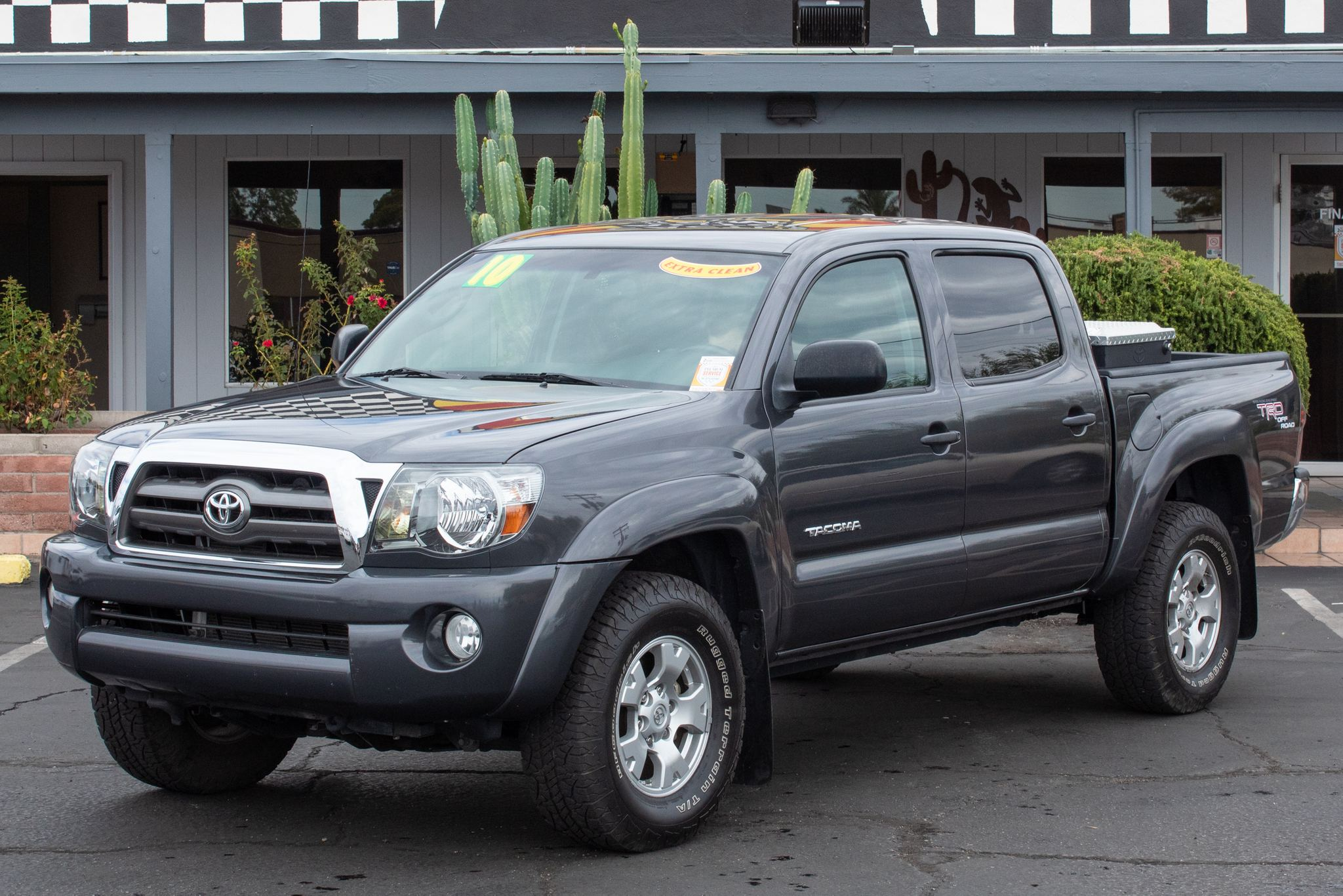 Photo of 2010 Toyota Tacoma 4WD D-Cab Short Bed Auto