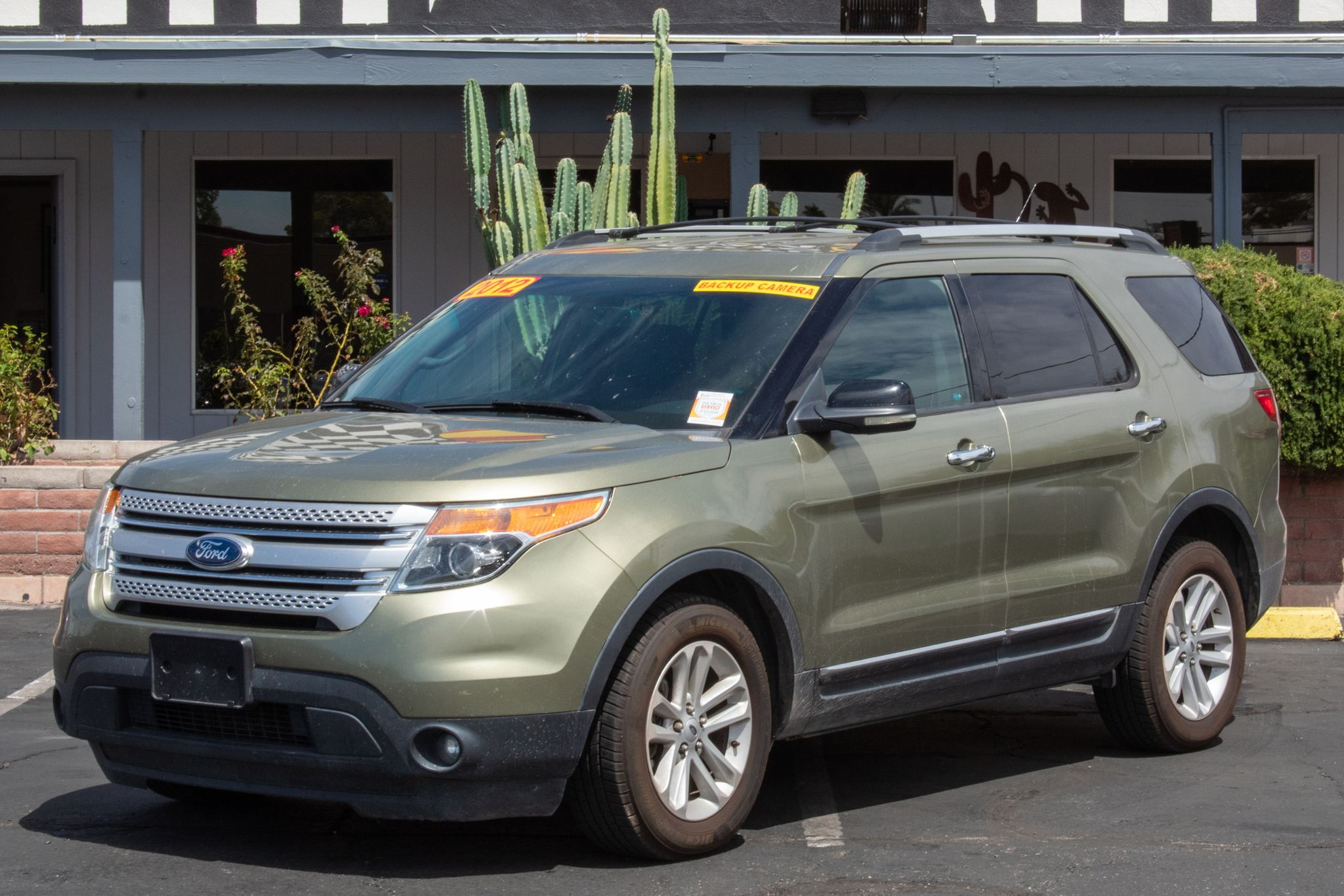 Photo of 2012 Ford Explorer 4d SUV 4WD XLT
