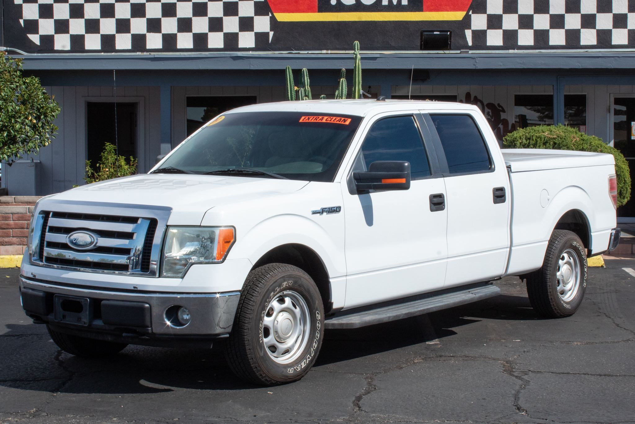 Photo of 2009 Ford F150 4WD Supercrew XL 5 1/2
