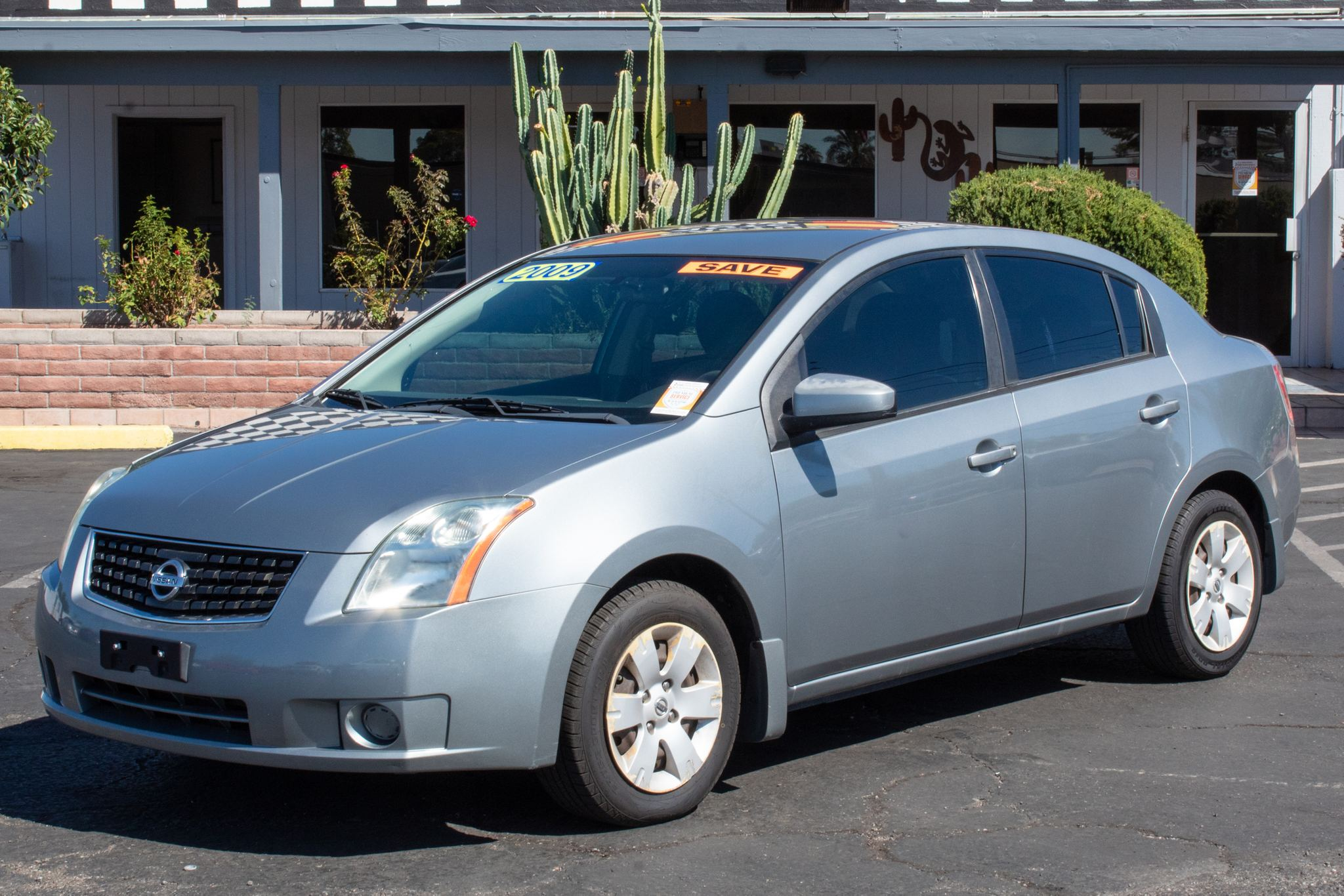 Photo of 2009 Nissan Sentra 4d Sedan 2.0S CVT