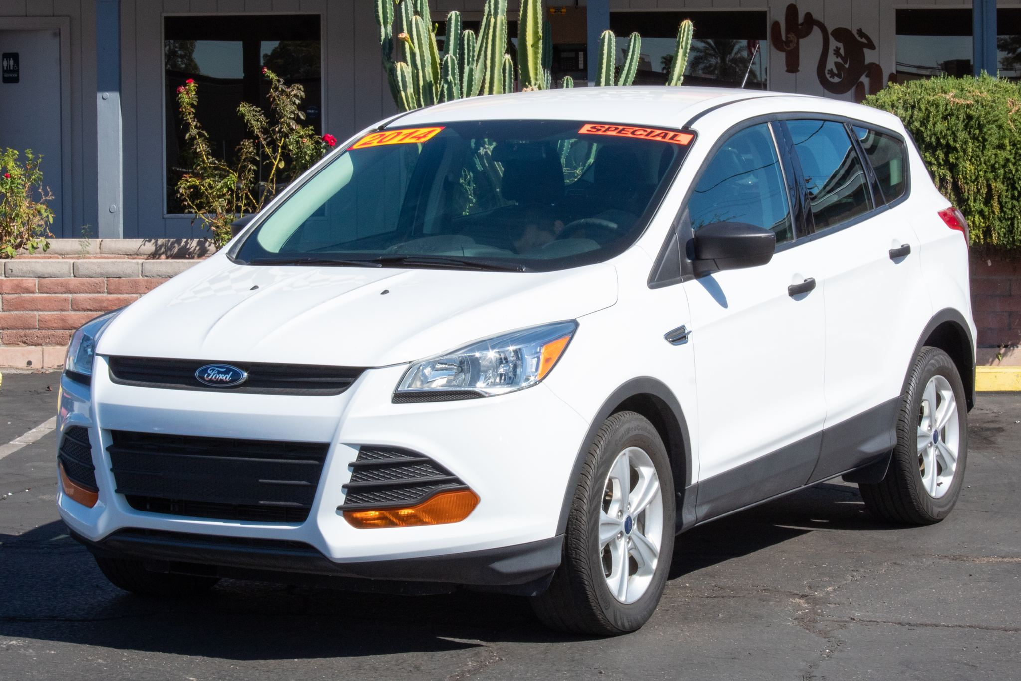 Photo of 2014 Ford Escape 4d SUV FWD S