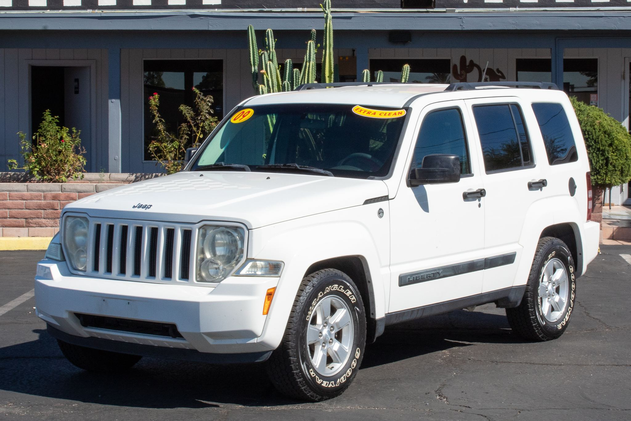 Photo of 2009 Jeep Liberty 4d SUV 4WD Sport