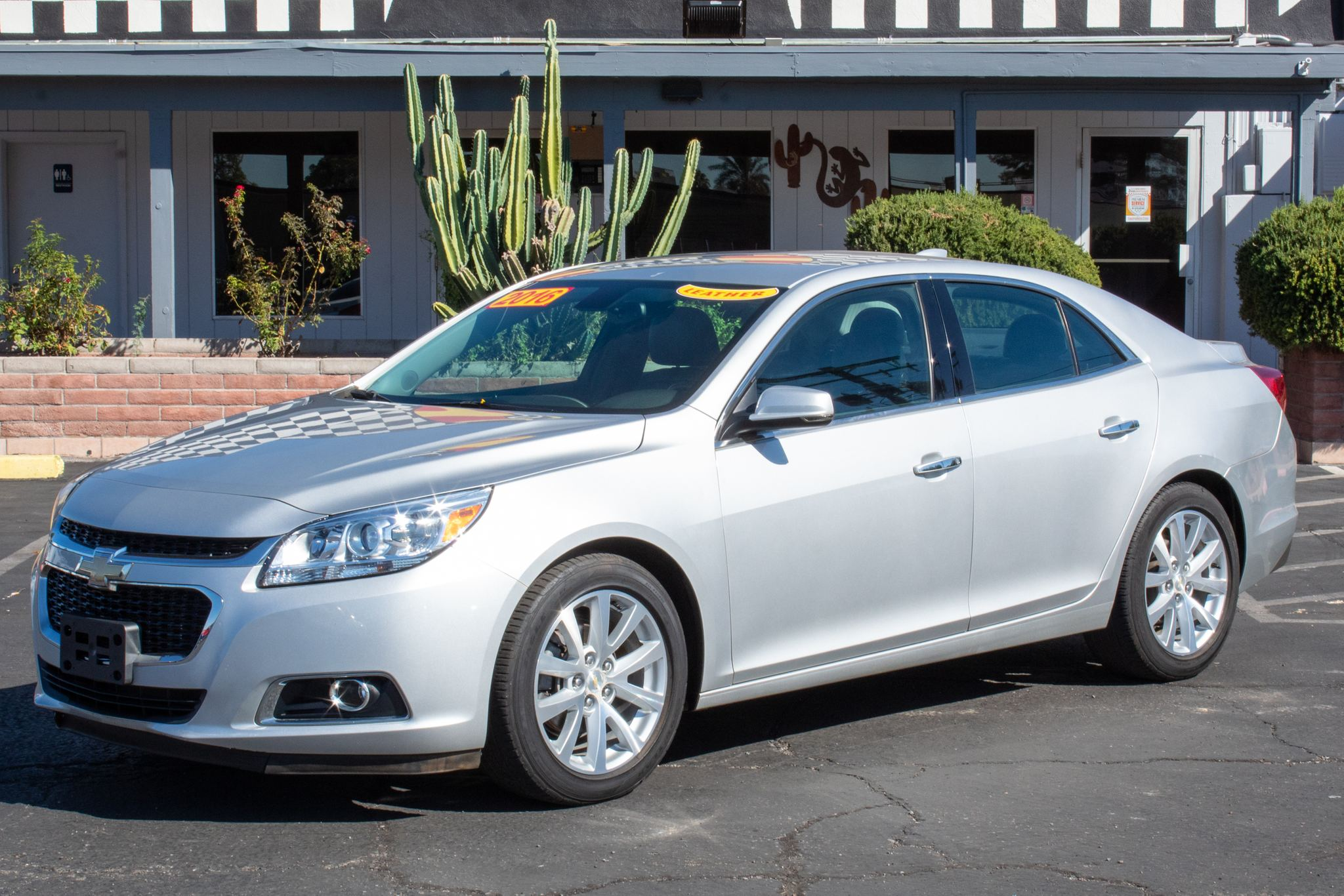 CactusAuto Car For Sale 2016 Chevrolet Malibu Limited 4d Sedan