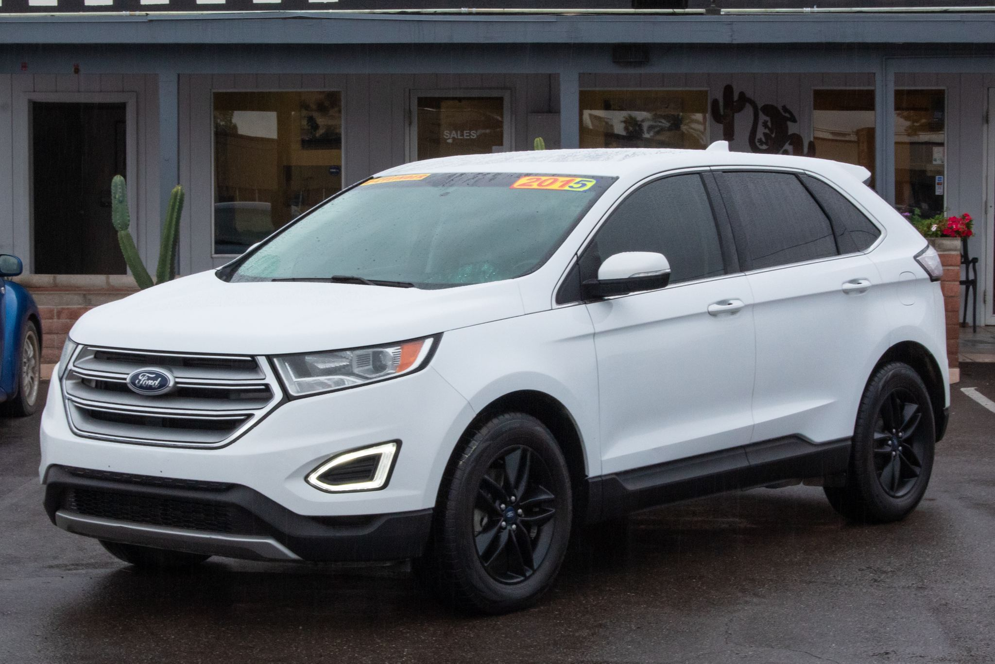 Photo of 2015 Ford Edge 4d SUV FWD SEL EcoBoost