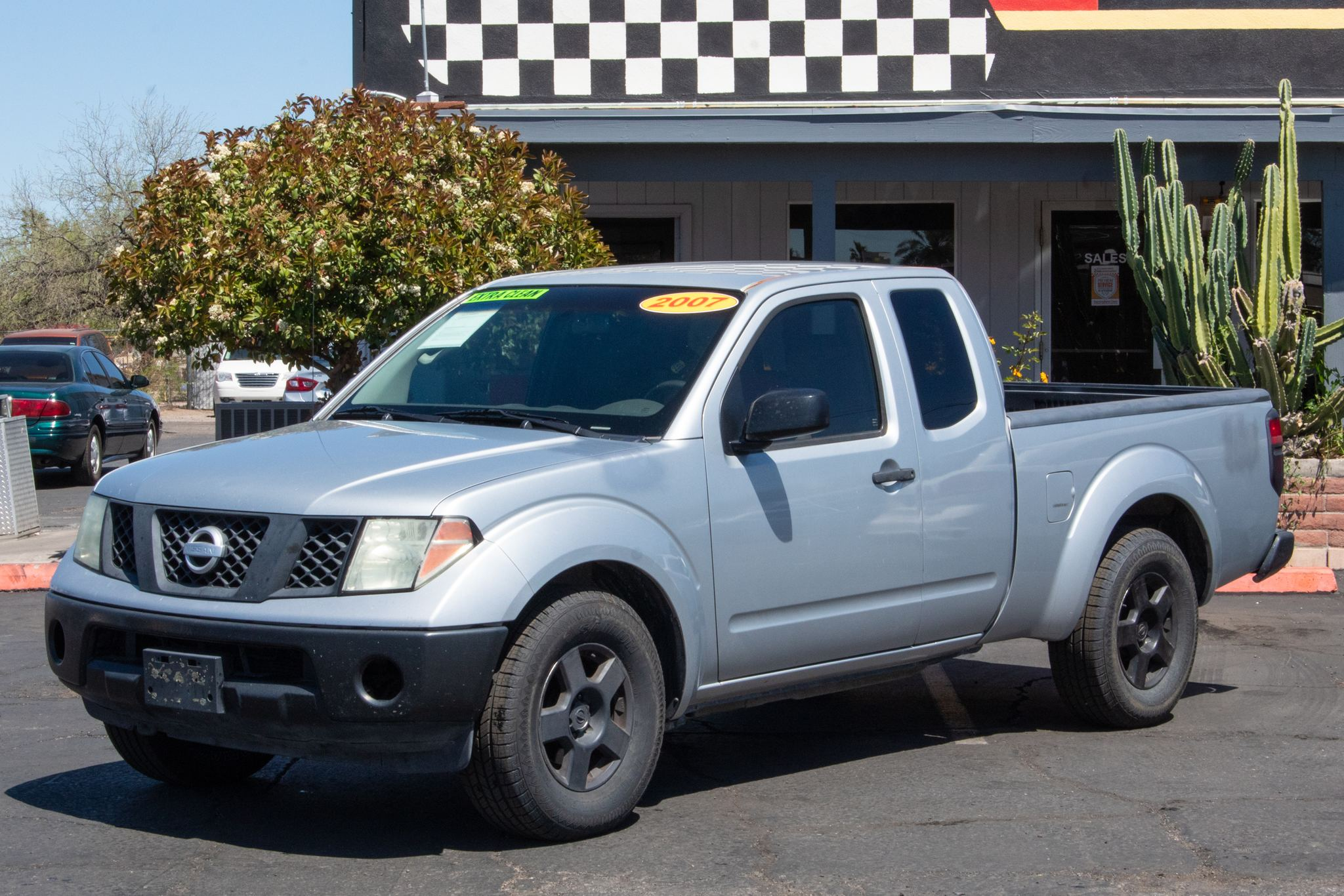 Photo of 2007 Nissan Frontier 2WD King Cab SE Auto