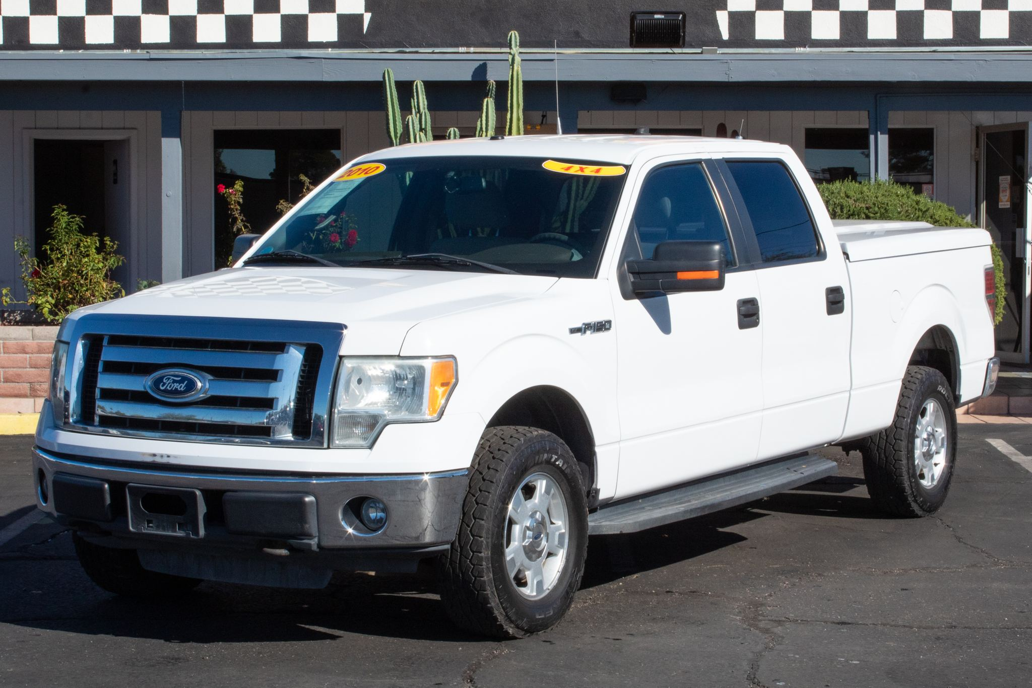 Photo of 2010 Ford F150 4WD Supercrew XL 5 1/2