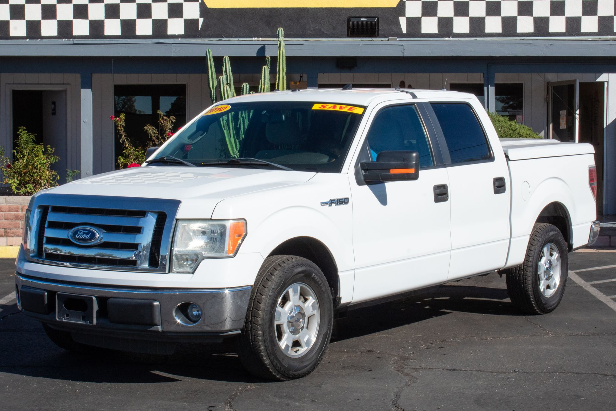 Photo of 2010 Ford F150 2WD Supercrew XLT 5 1/2