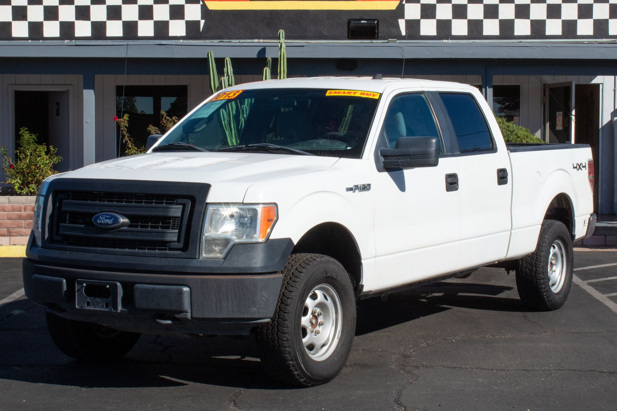 Photo of 2013 Ford F150 4WD Supercrew XL 6 1/2