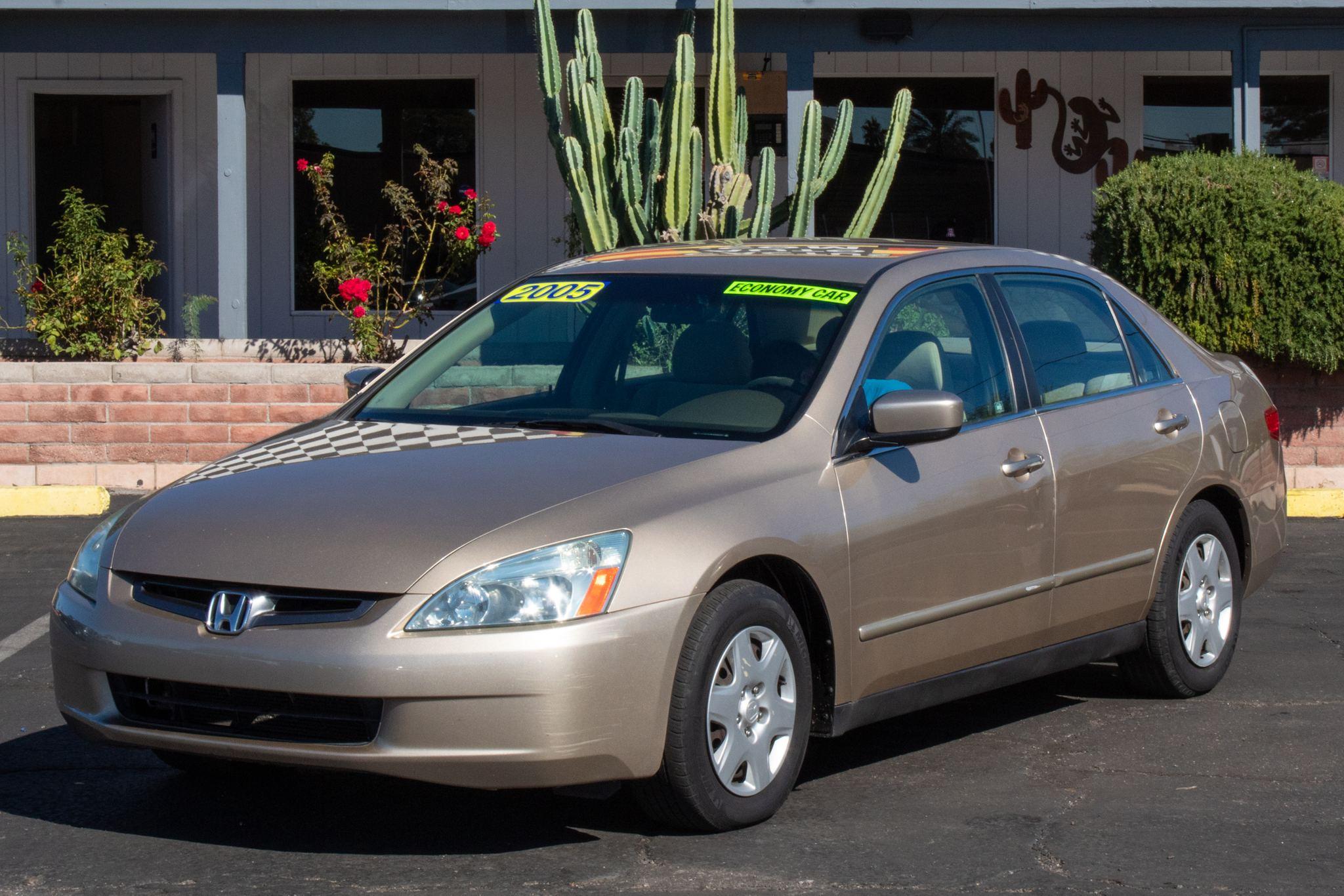 Photo of 2005 Honda Accord Sedan 4d LX Auto