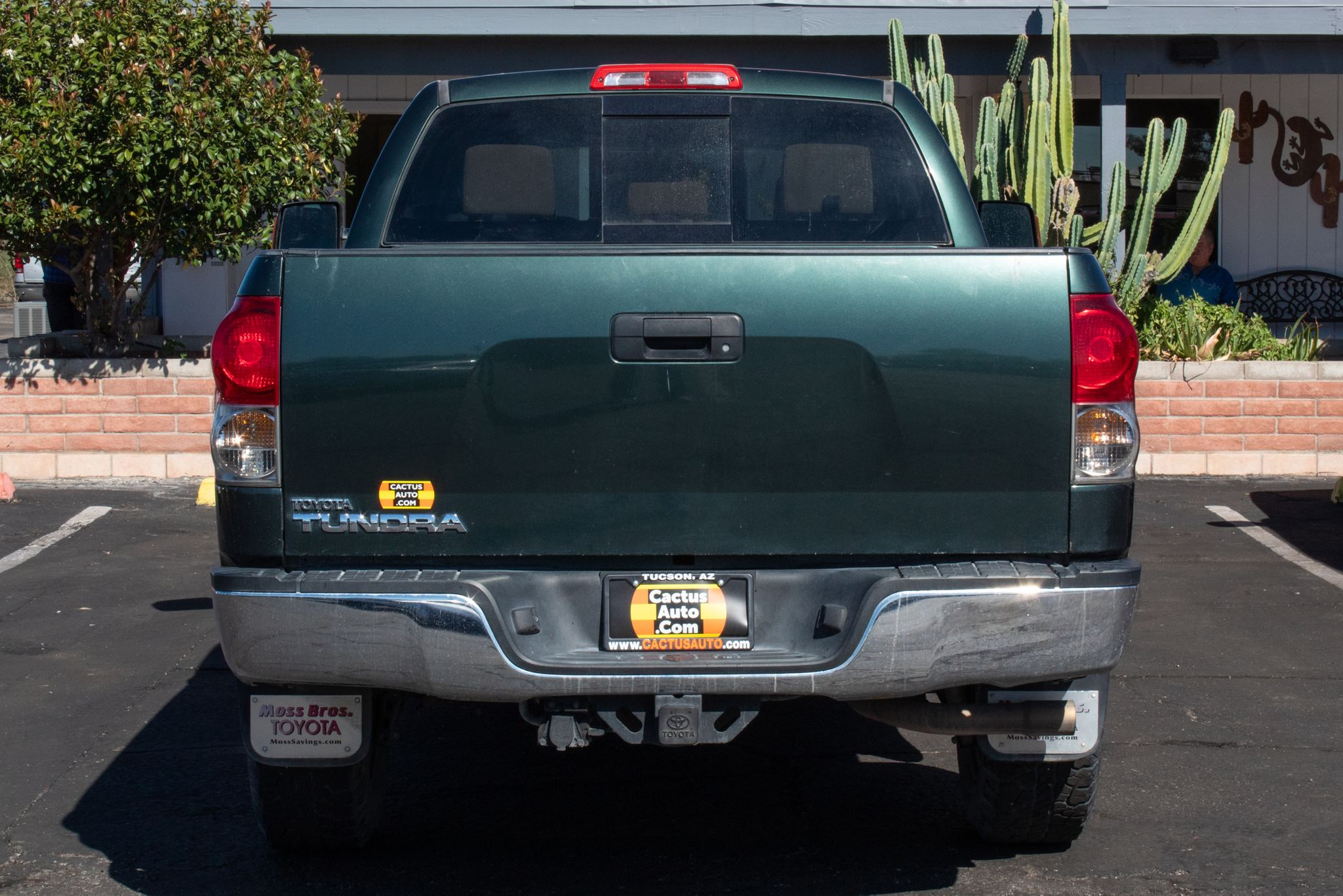 Photo of 2008 Toyota Tundra 2WD Double Cab 5.7L